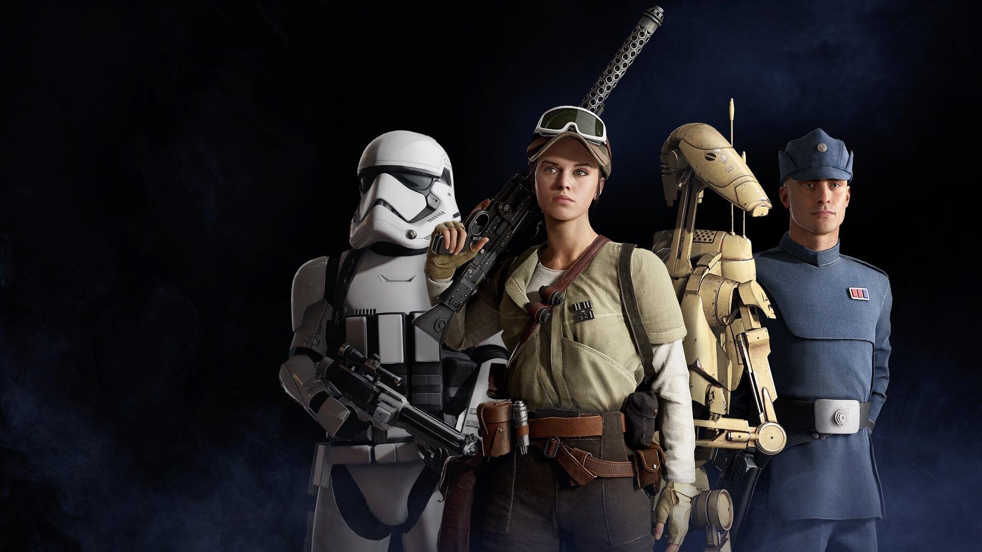 Wallpaper Star Wars Battlefront Ii Star Wars 1920x1080