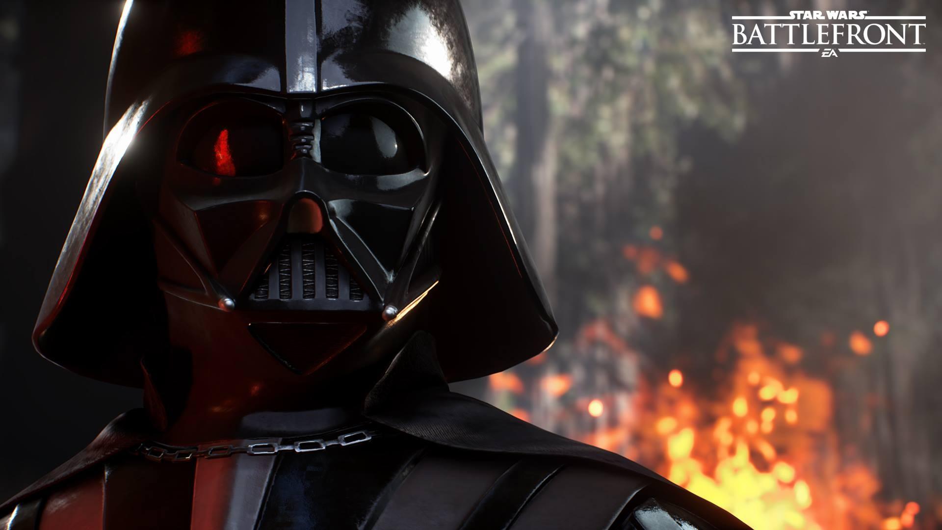 Star Wars Darth Vader clothing Star Wars Battlefront Endor Battle of Endor costume screenshot computer wallpaper 130255