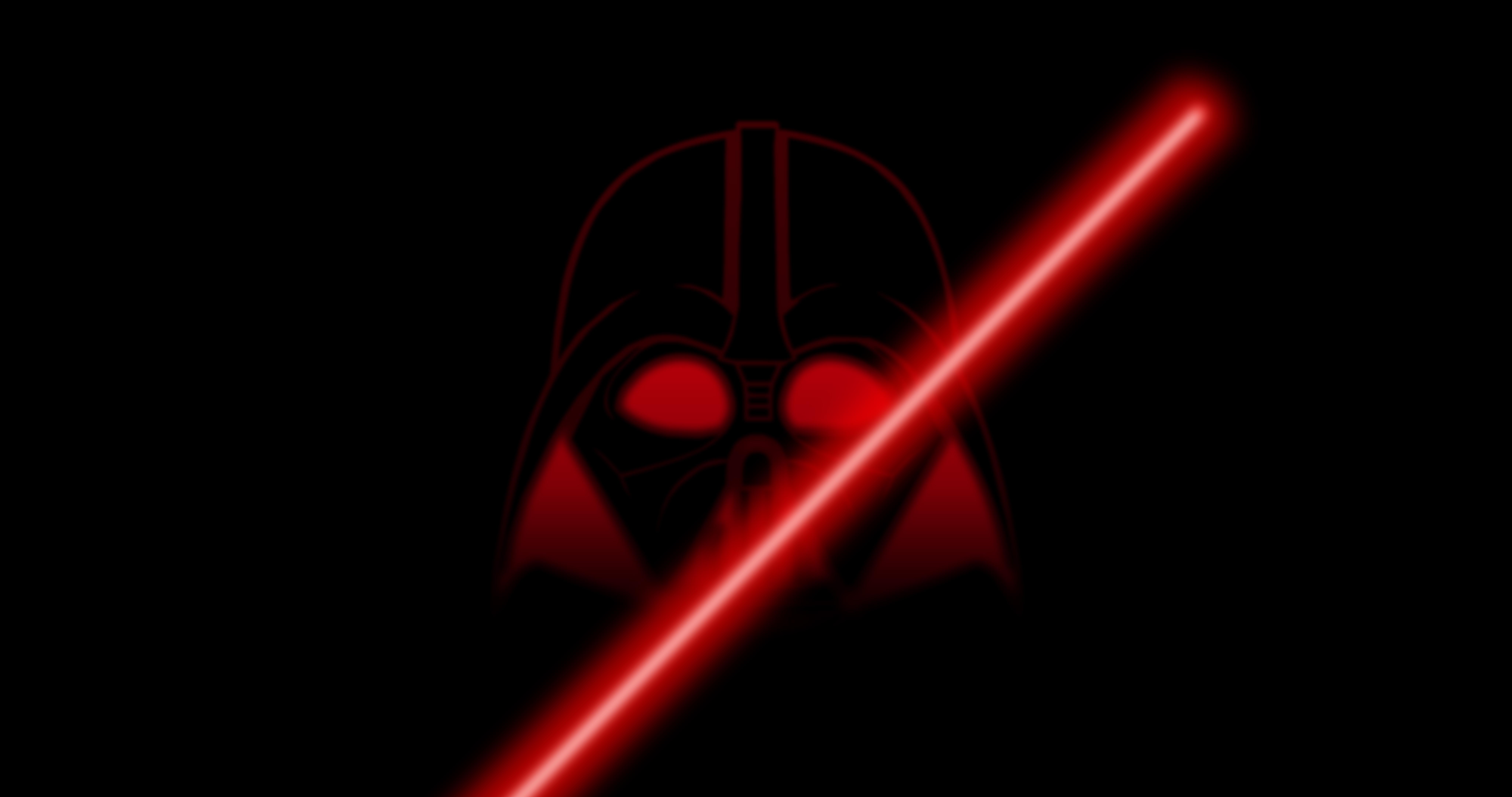 Wallpaper Star Wars Darth Vader Red Black Simple Background Sword Lightsaber Helmet Dark 8192x4320 Glorioushercules 1873029 Hd Wallpapers Wallhere