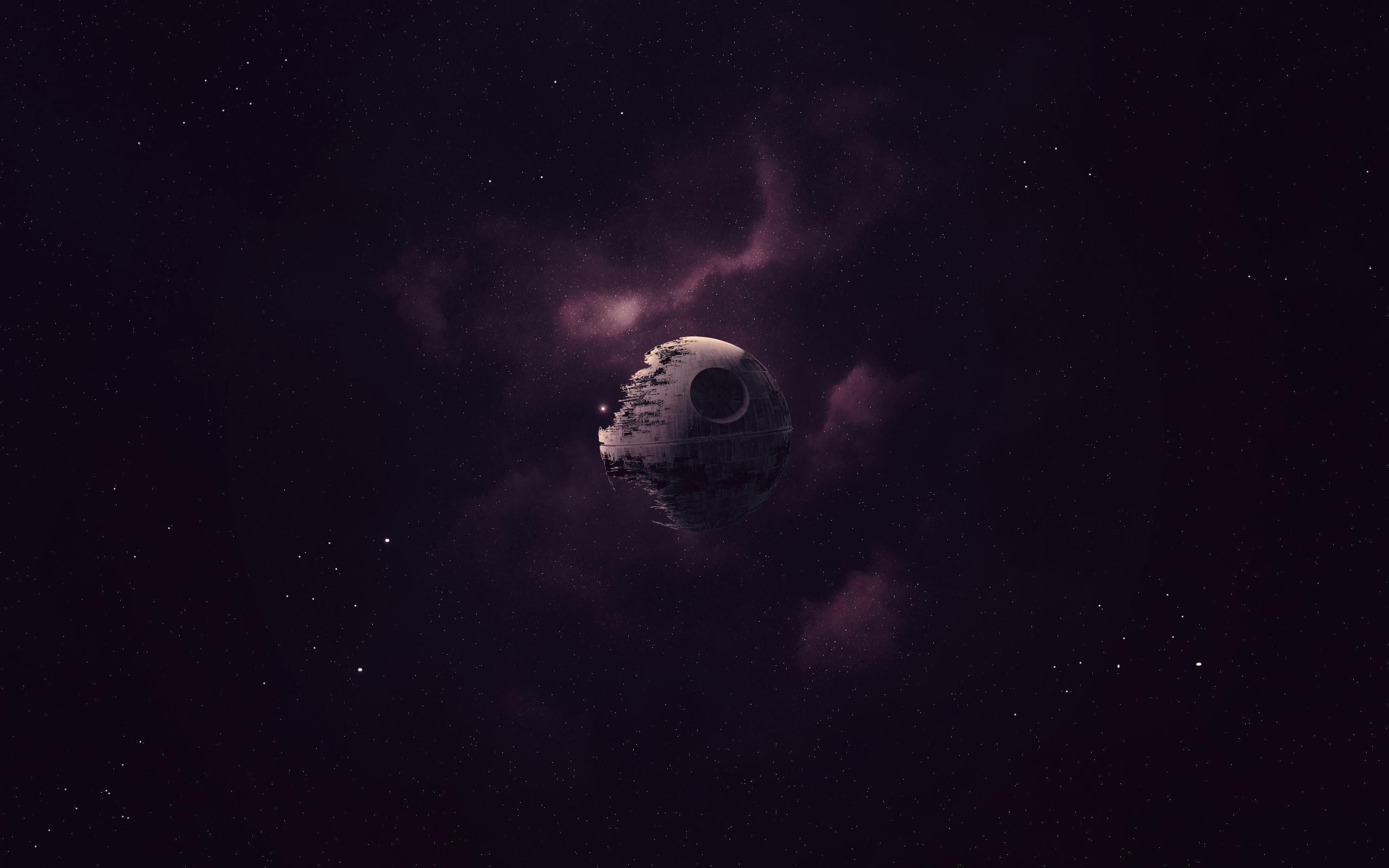 Wallpaper Star Wars Death Star 2560x1600 Notjames 1148057
