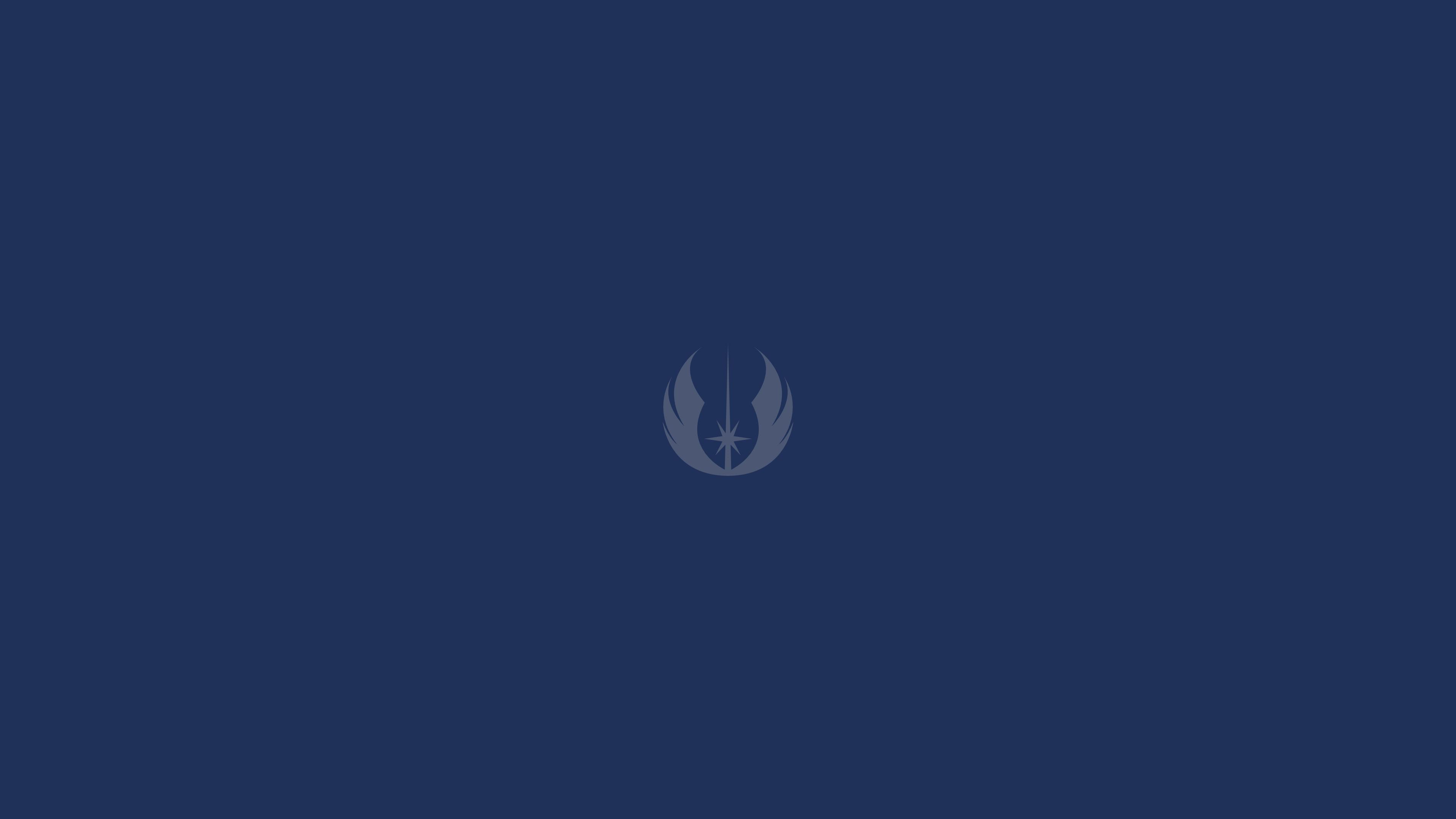 Wallpaper Star Wars Jedi Minimalism 3840x2160 Forrest 1826821 Hd Wallpapers Wallhere