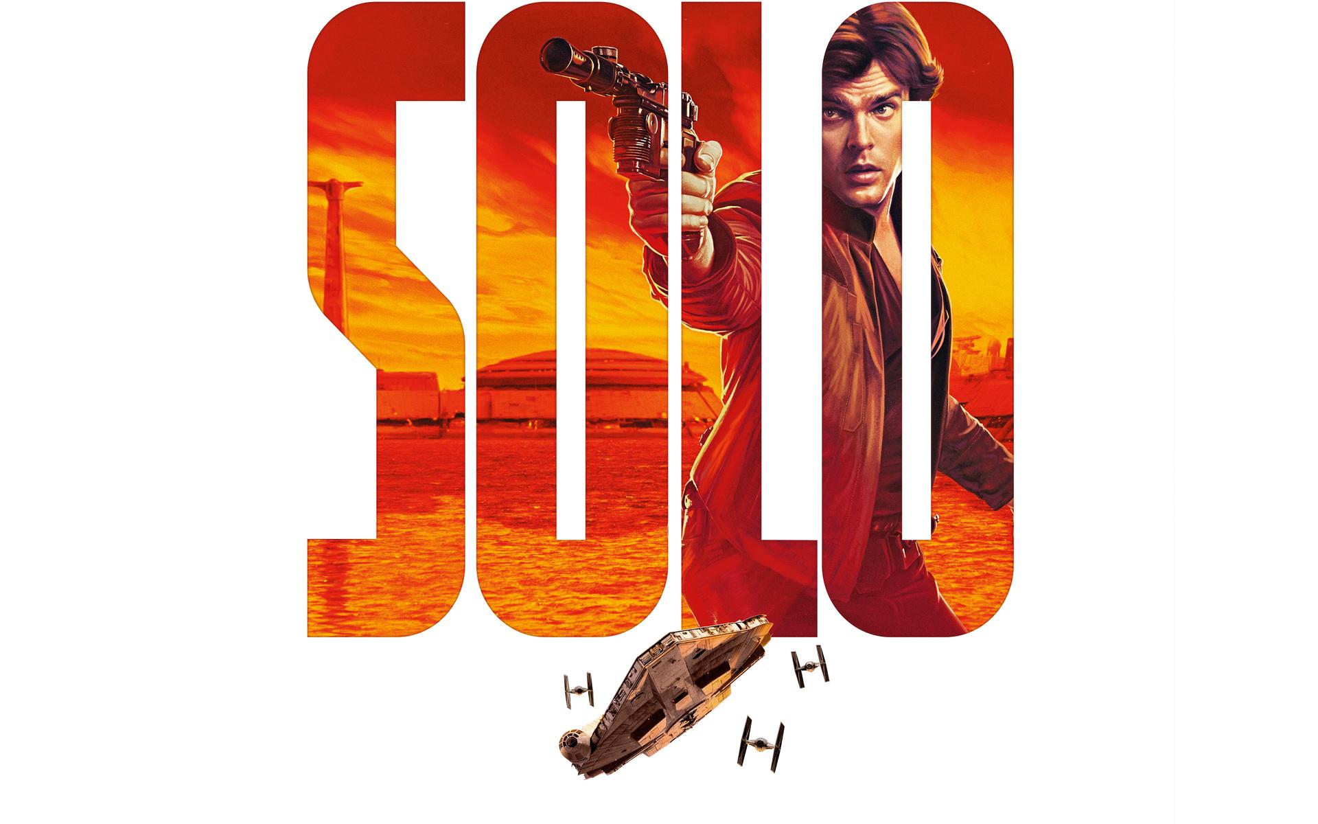 Wallpaper Star Wars Solo A Star Wars Story Han Solo Alden