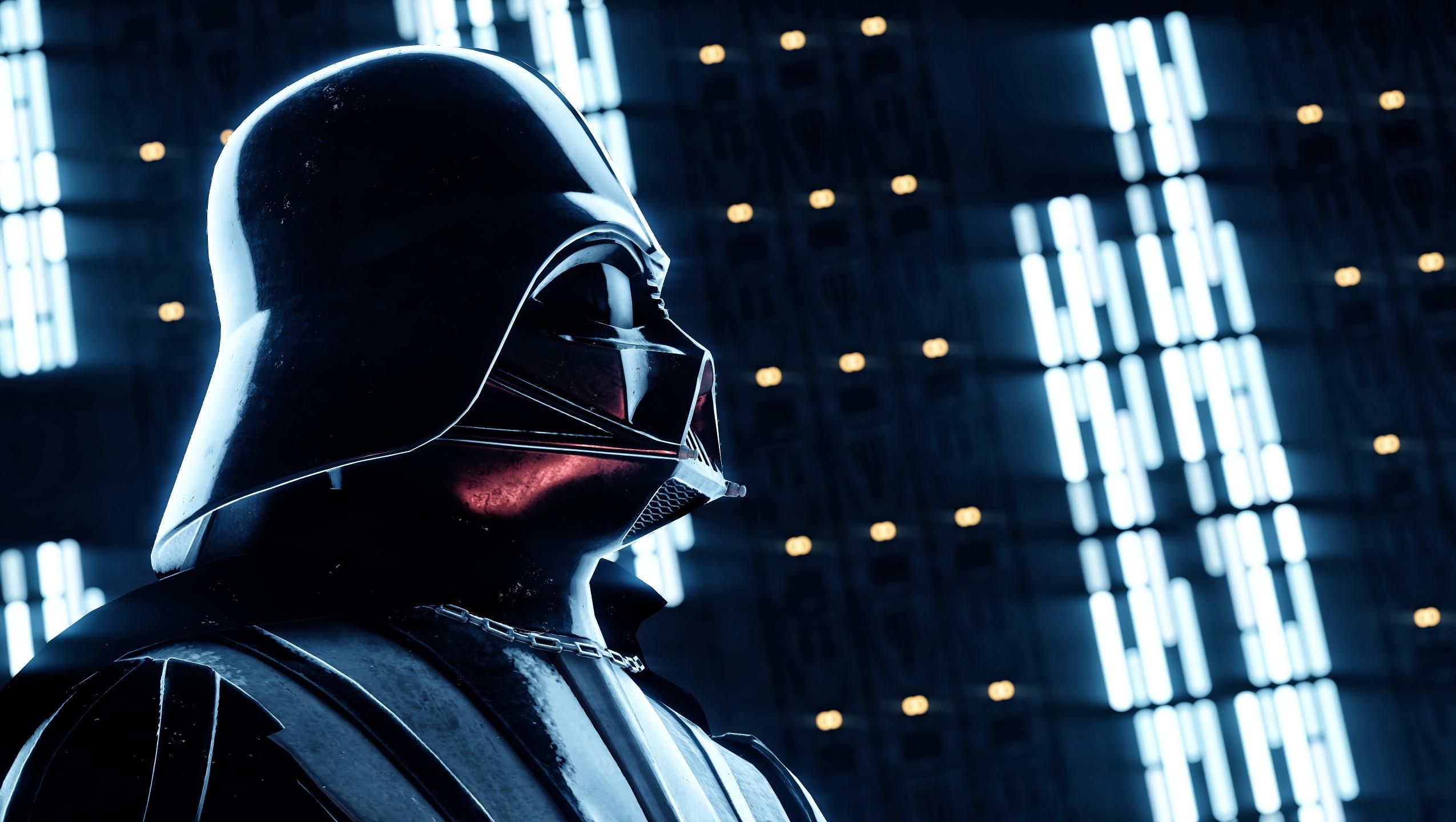 Star Wars Battlefront II Video Games Darth Vader