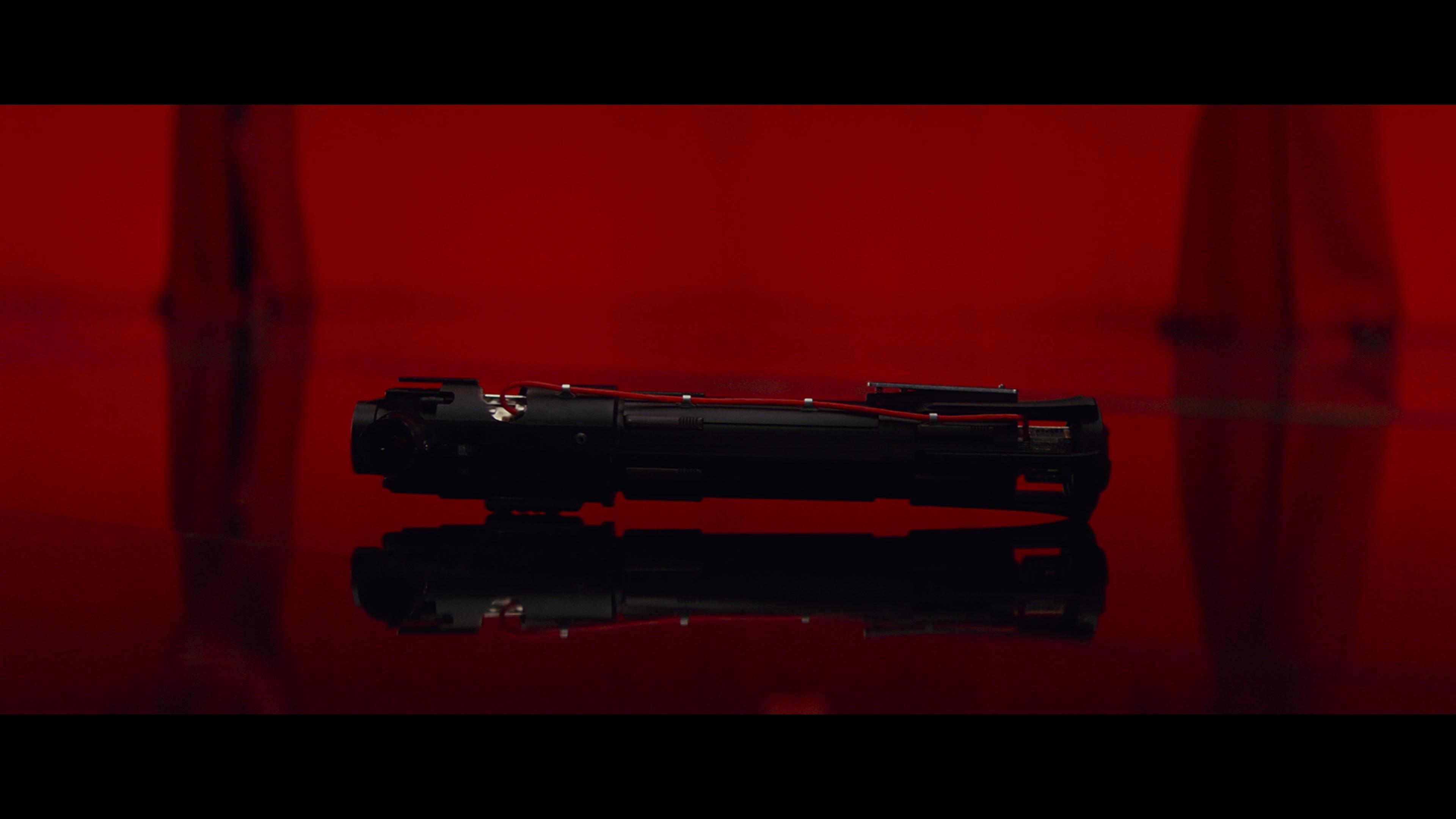Star Wars The Last Jedi movies lightsaber Kylo Ren Star Wars