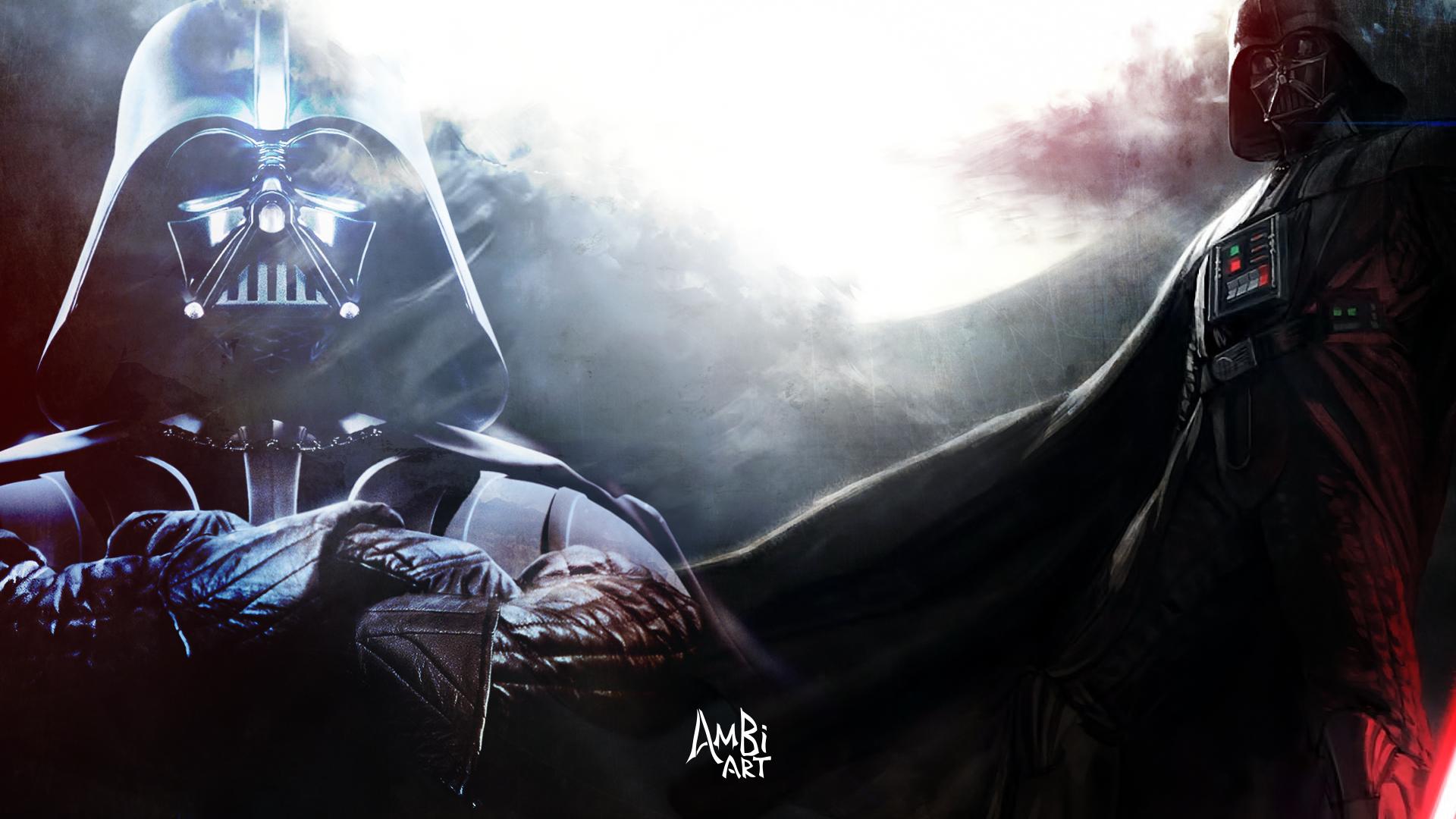 Wallpaper Star Wars Anime Darth Vader Anakin Skywalker Darkness Screenshot Computer Wallpaper 1920x1080 Droma 183288 Hd Wallpapers Wallhere