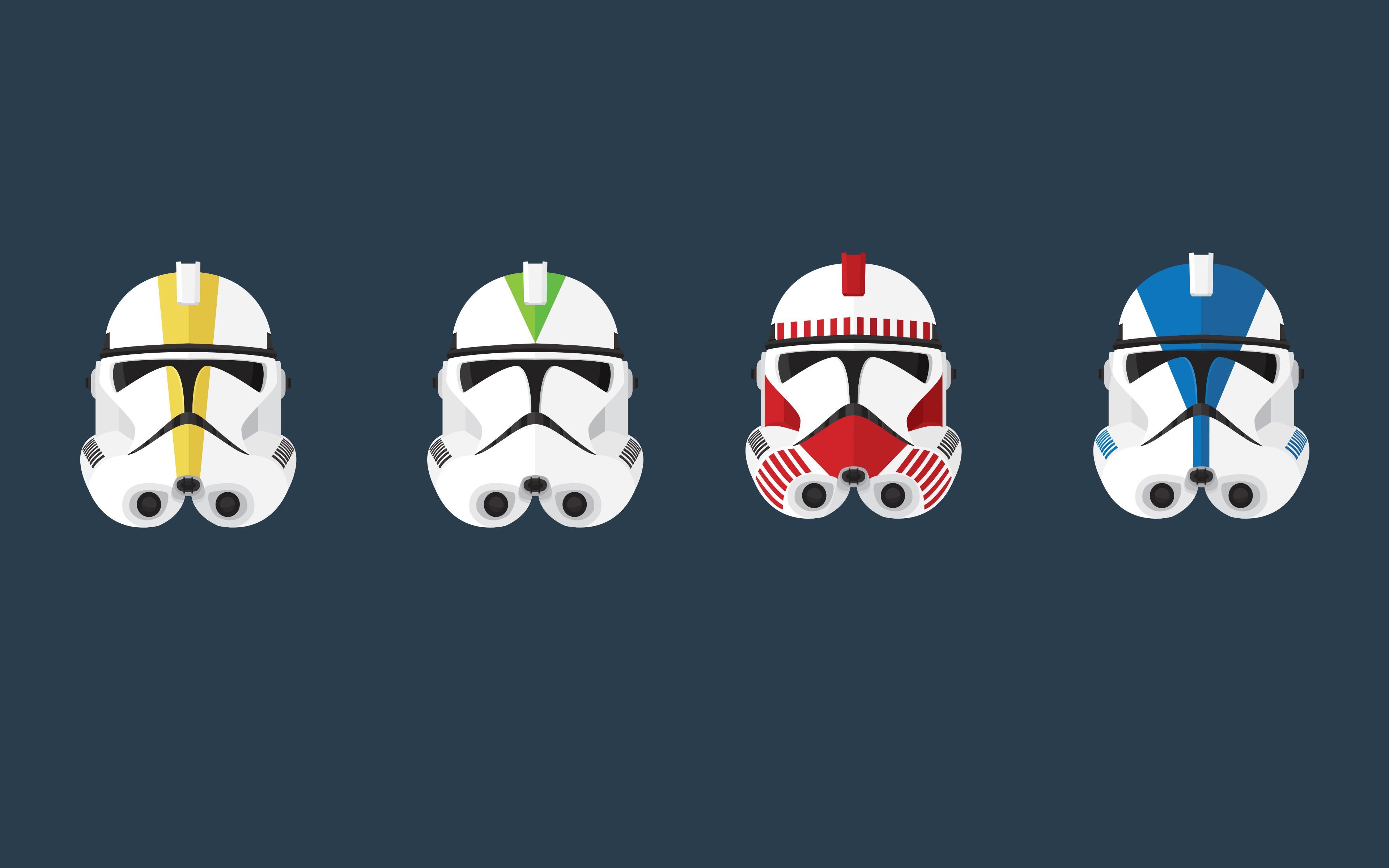 Star Wars Minimalism Logo Graphic Design Helmet Brand Clone Trooper Commander Graphics 3840x2400 Px Computer