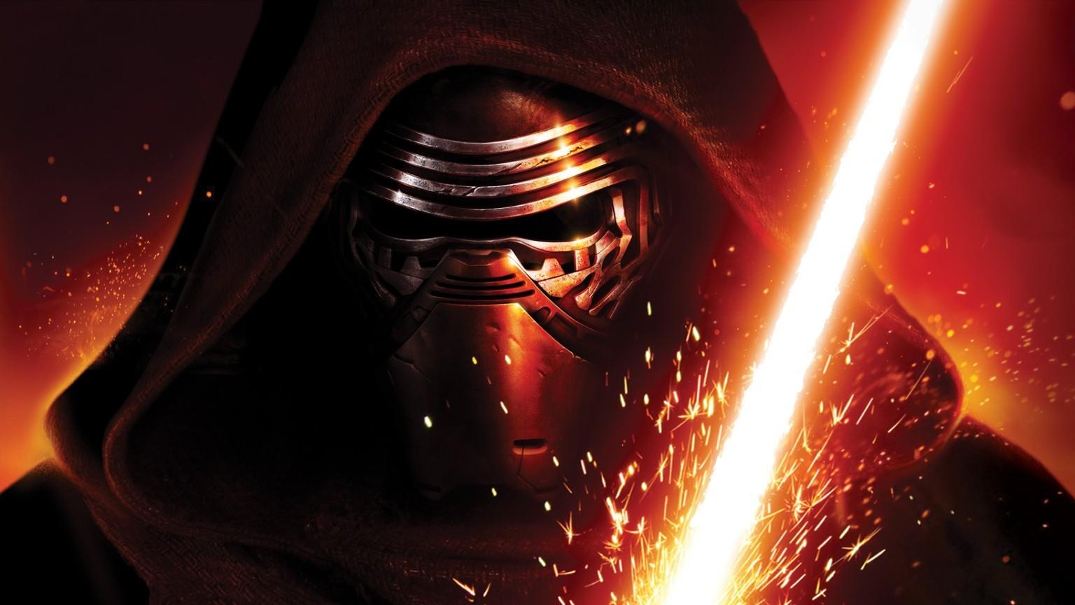 Wallpaper Star Wars Red Kylo Ren Light Flame Darkness