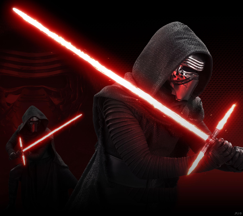Star Wars red Sith lightsaber Kylo Ren guitarist performance stage darkness screenshot computer wallpaper 2880x2560 px star wars episode vii the force awakens 617648