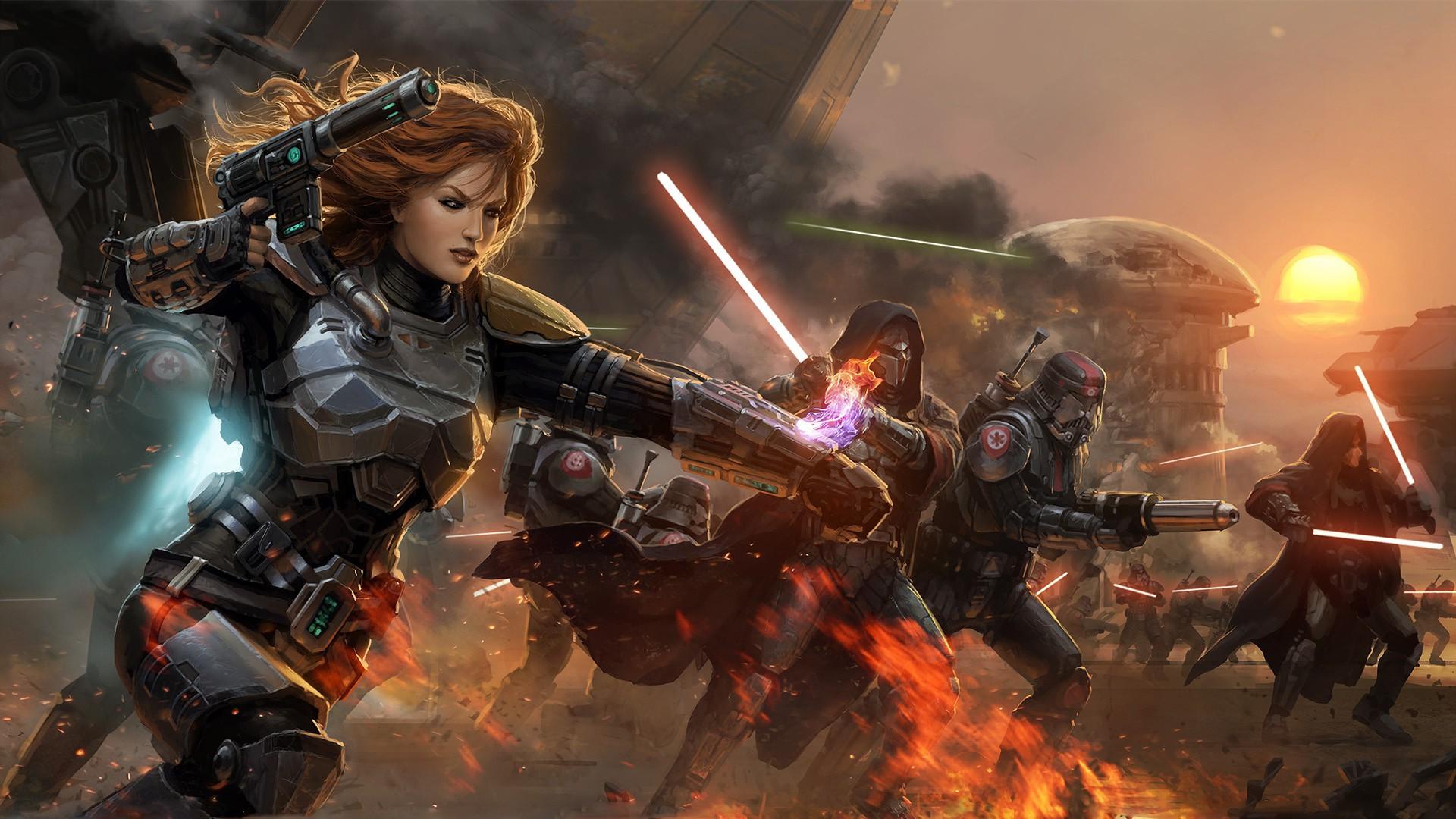 Fondos De Pantalla Guerra De Las Galaxias Guerra