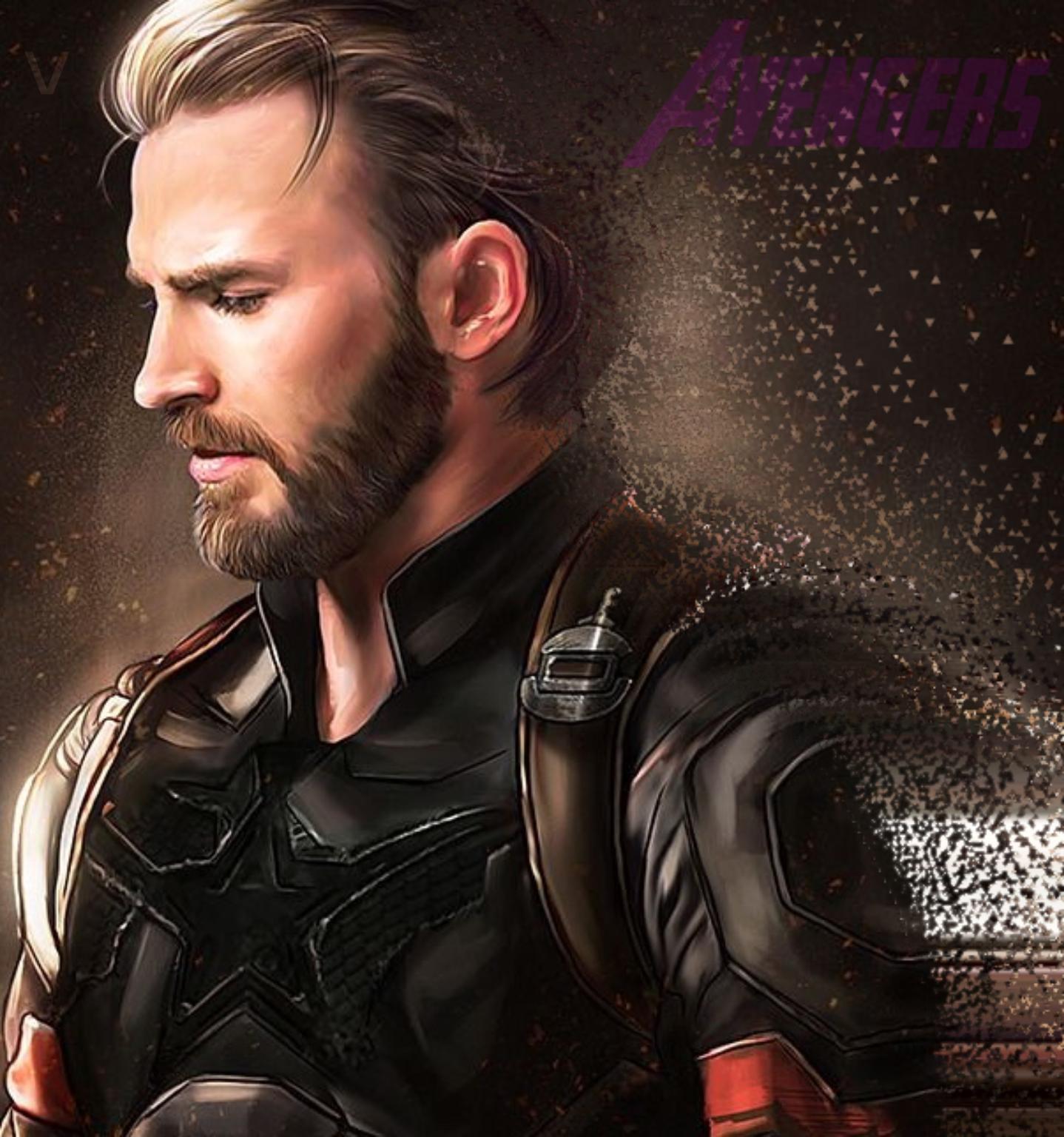 Fondos De Pantalla Steve Rogers Capitan America Avengers
