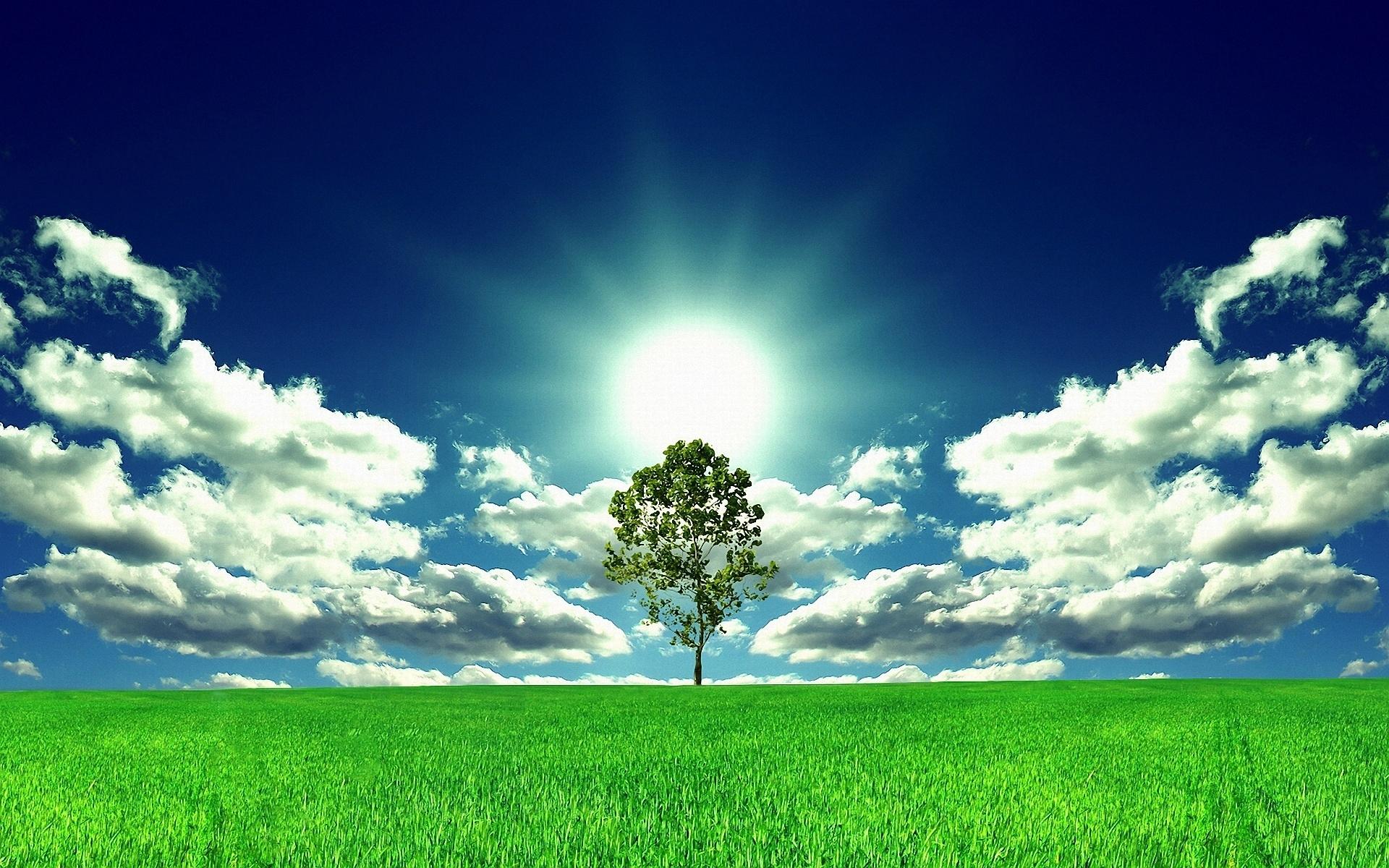 красивые картинки неба и земли то