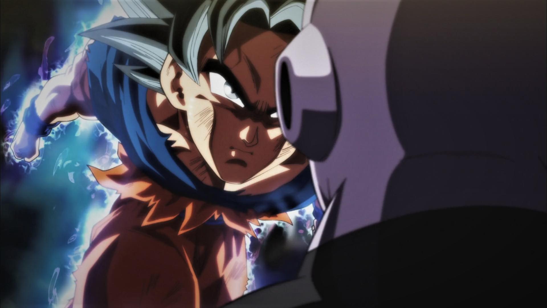 Fondos De Pantalla Super Saiyan Azul Dbs Son Goku