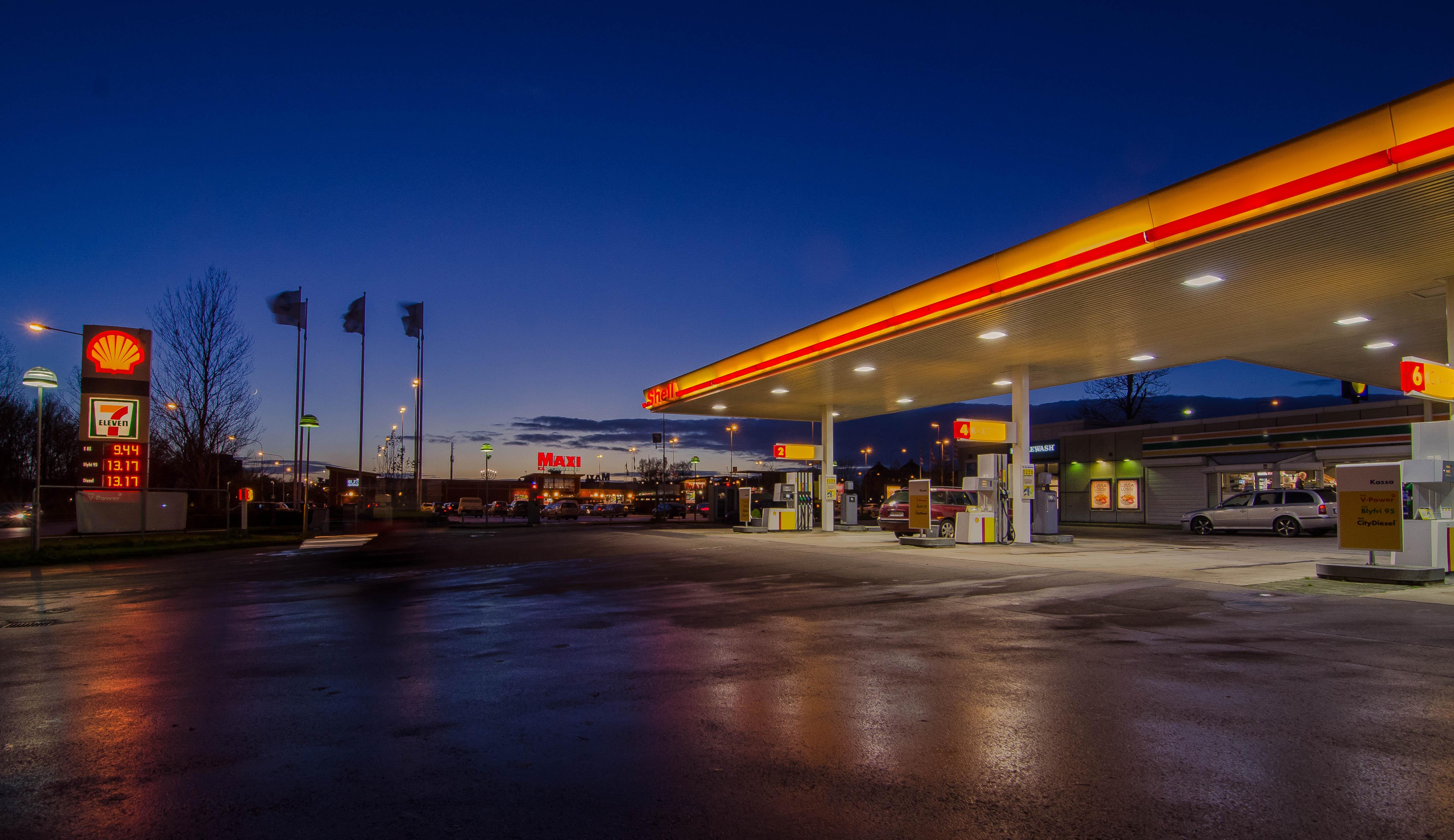 привели автозаправочные станции с картинками примере готового
