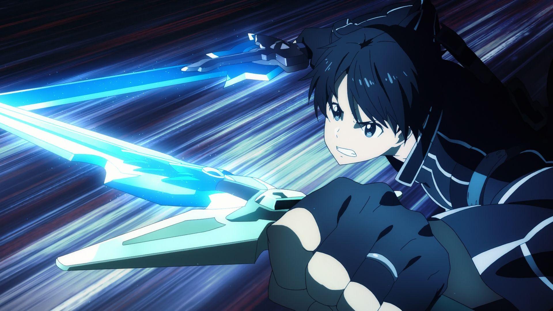 Wallpaper Sword Art Online Kirito Sword Art Online Kirigaya