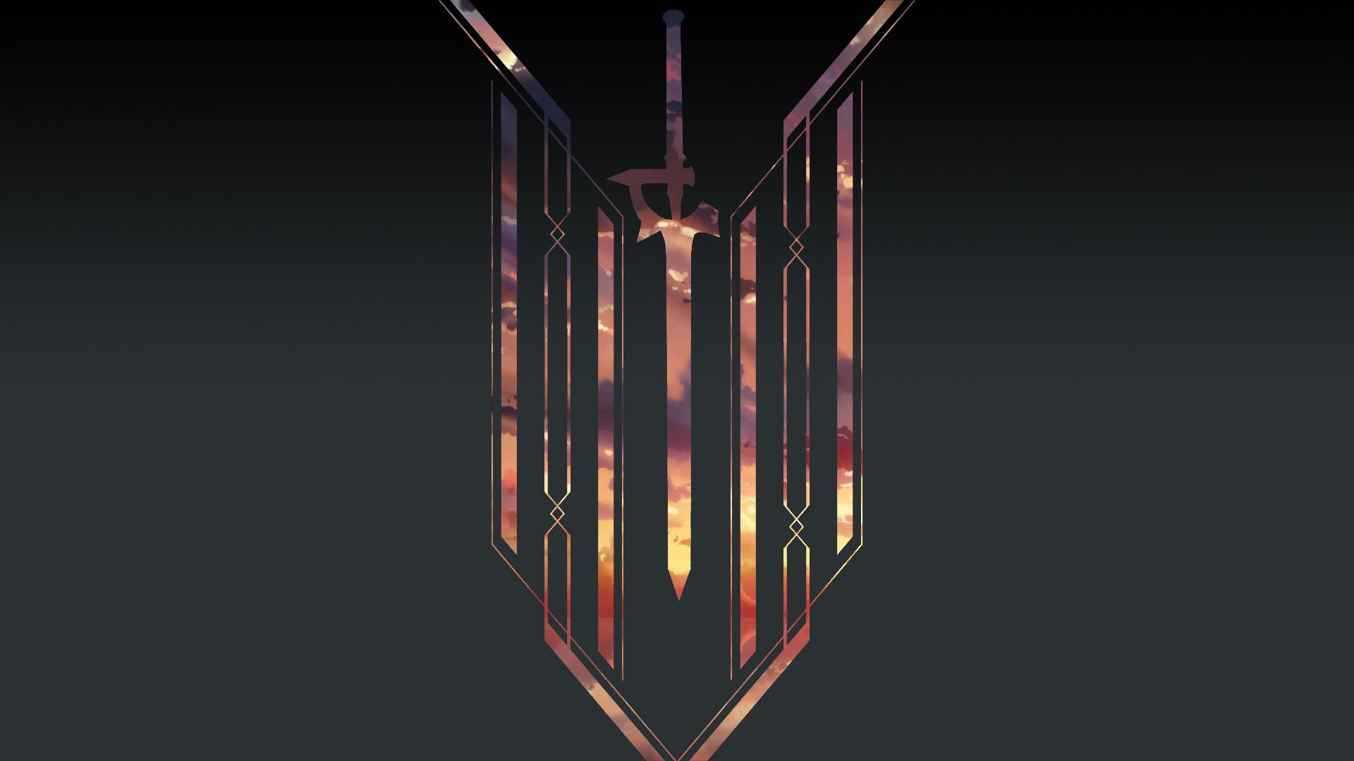 Wallpaper Sword Art Online Sword Kirigaya Kazuto Kirito Sword