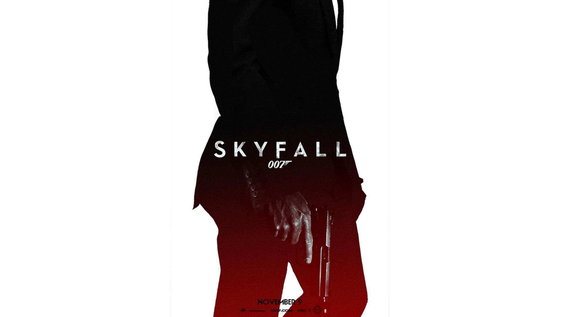 Заставка к фильму координаты скайфолл 4