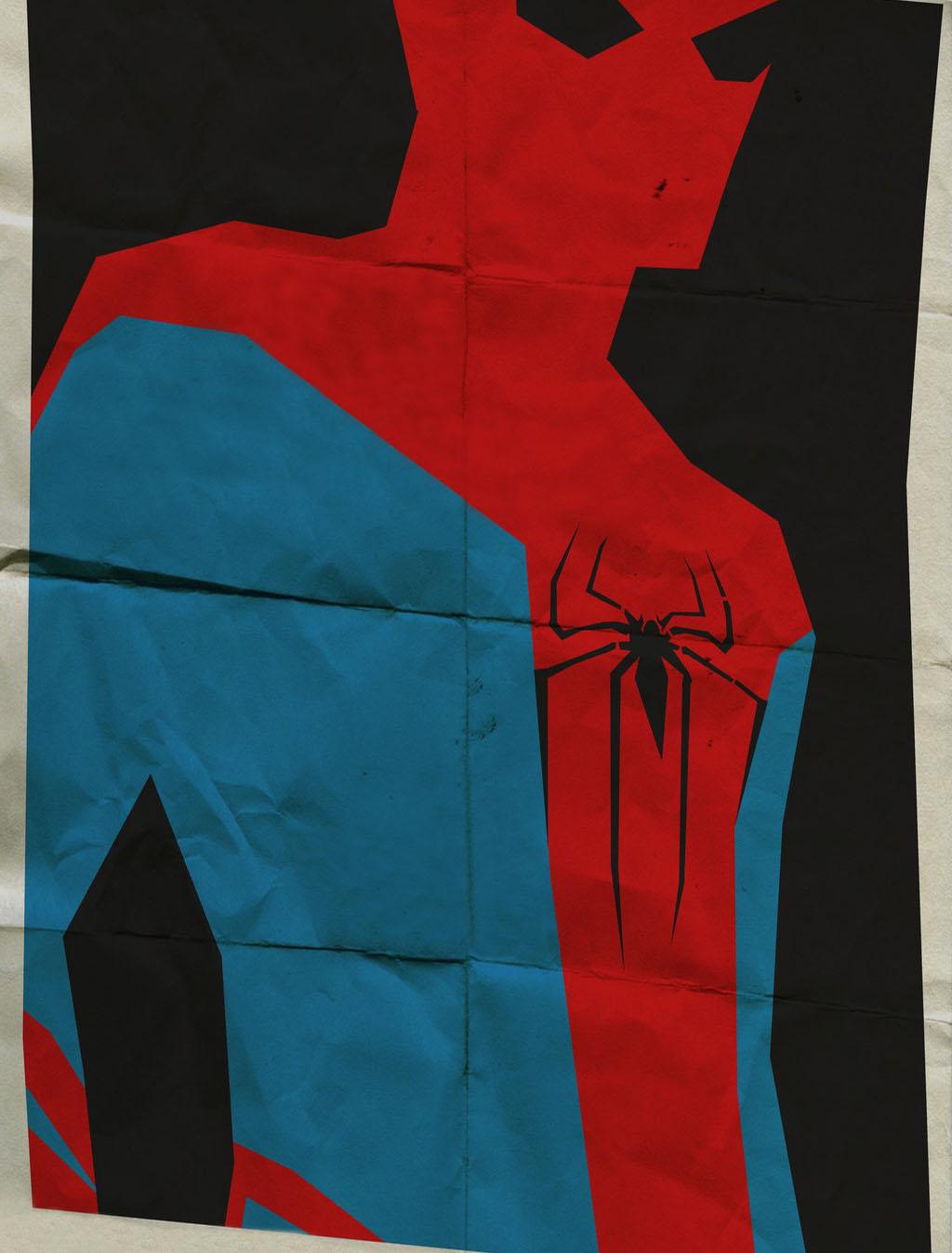Wallpaper T Shirt Merah Biru Bendera Pola Seni Desain