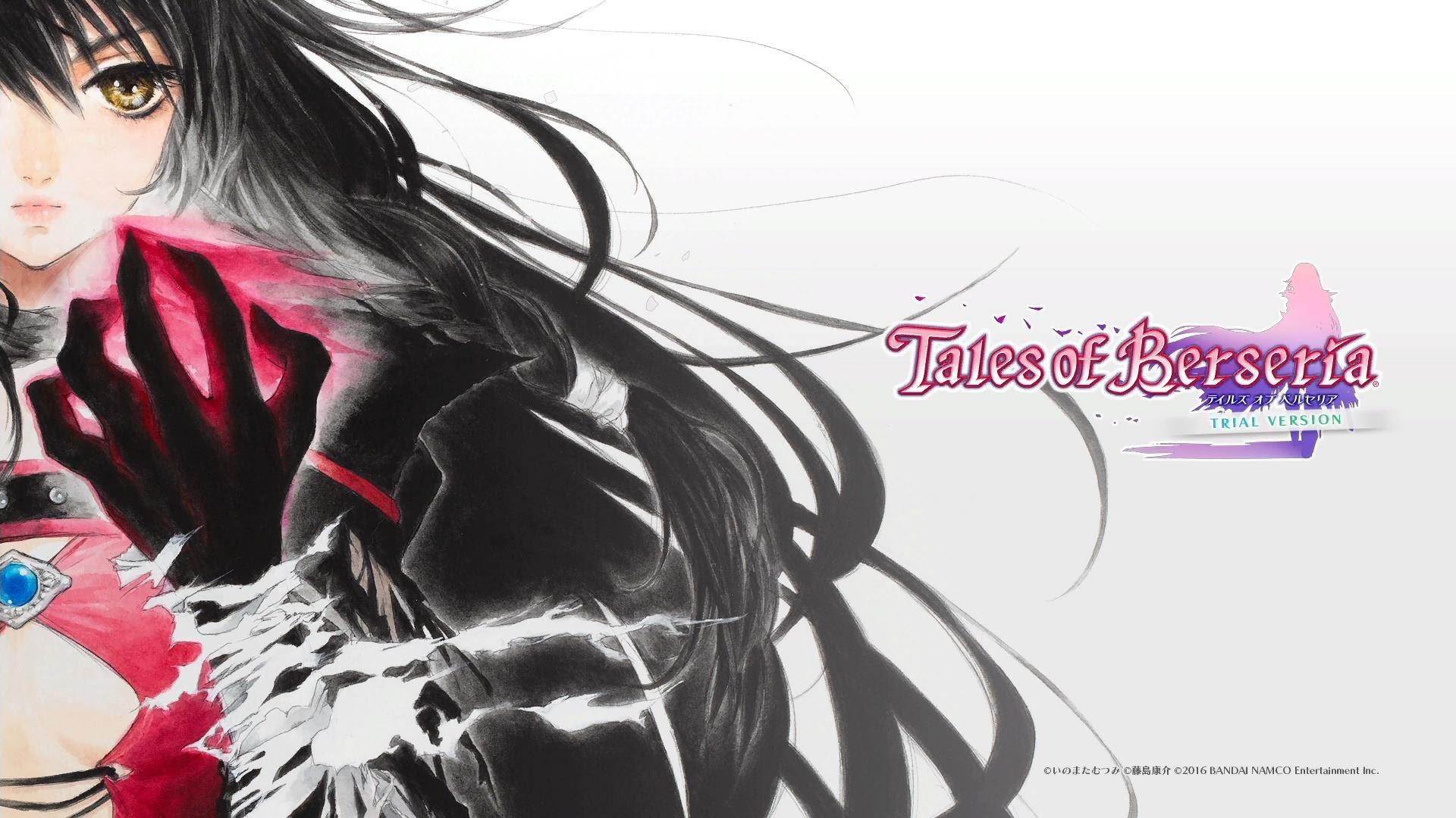 Wallpaper Tales Of Berseria Playstation 4 Tales Of Series