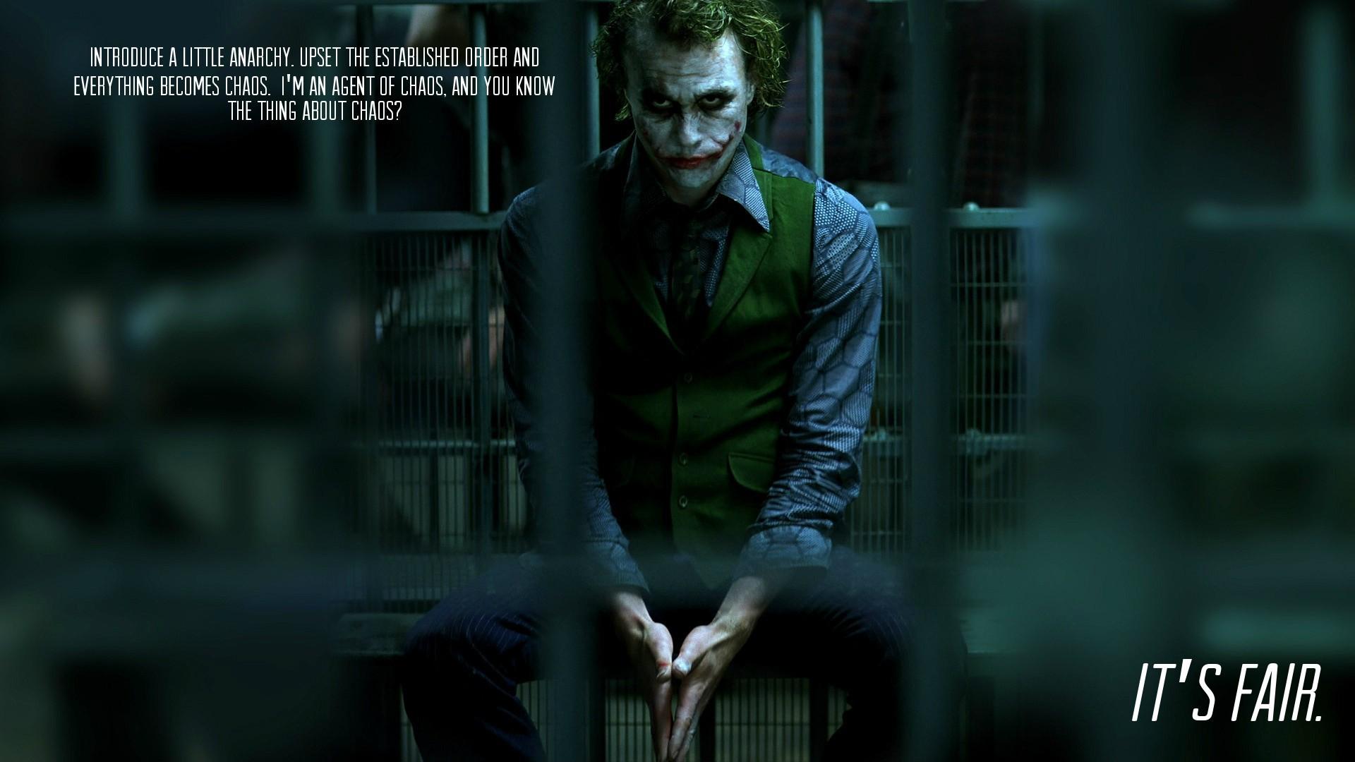 The Dark Knight Batman Joker Movies Heath Ledger Midnight Darkness Screenshot Computer Wallpaper Fictional Character Fiction