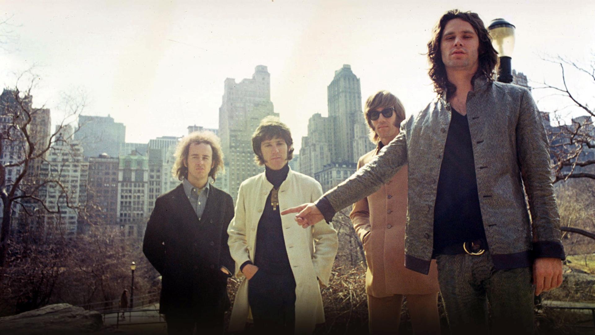 The Doors Jim Morrison Musician Singer Ray Manzarek Robby Krieger John Densmore