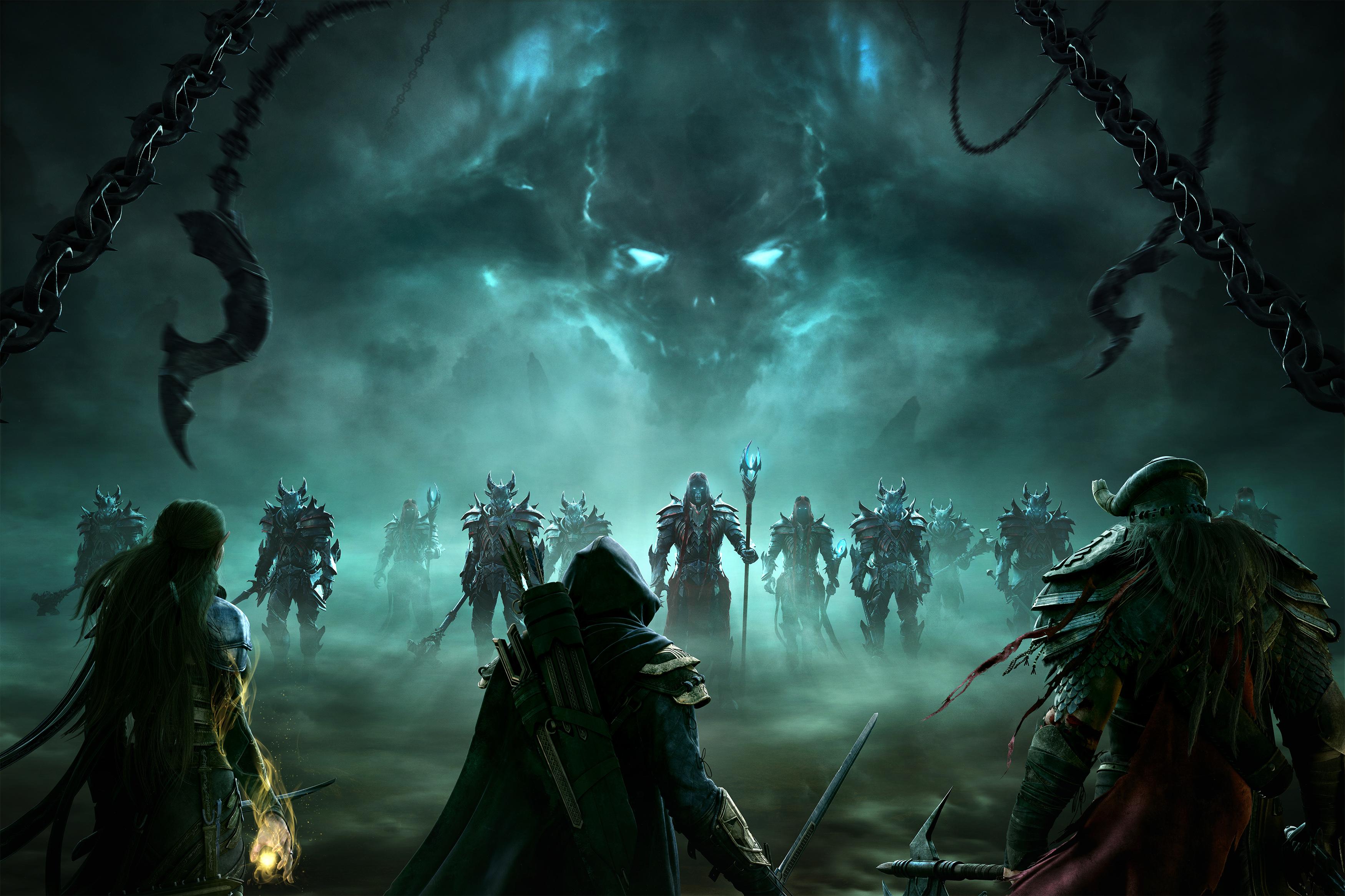 Hintergrundbilder Die Elder Scrolls Online Daedra Daedric Prince