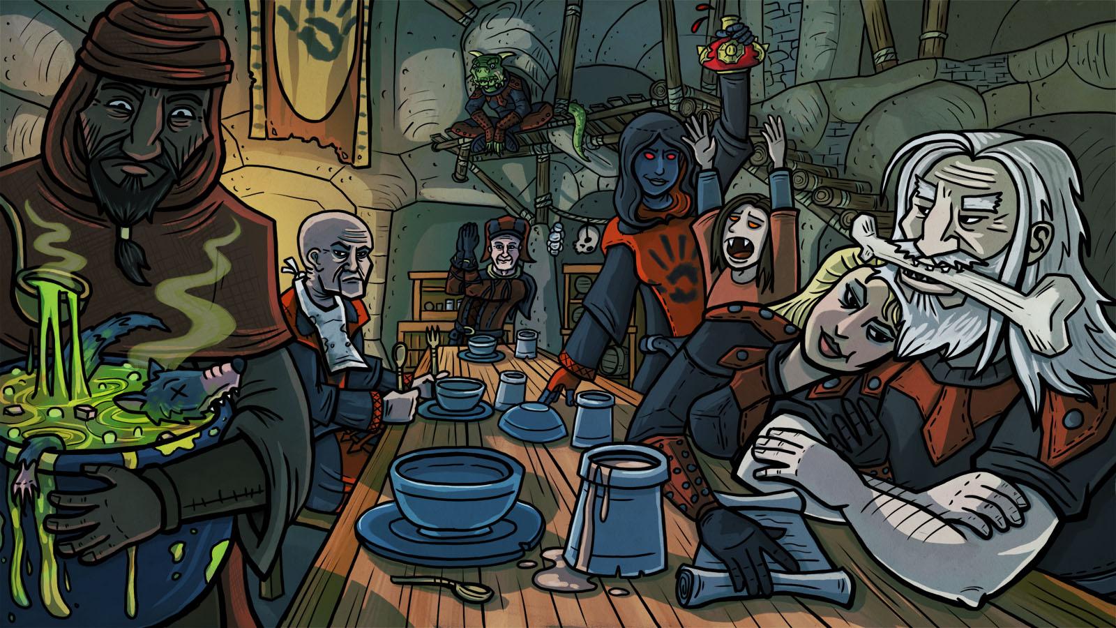 The Elder Scrolls V Skyrim Dark Brotherhood