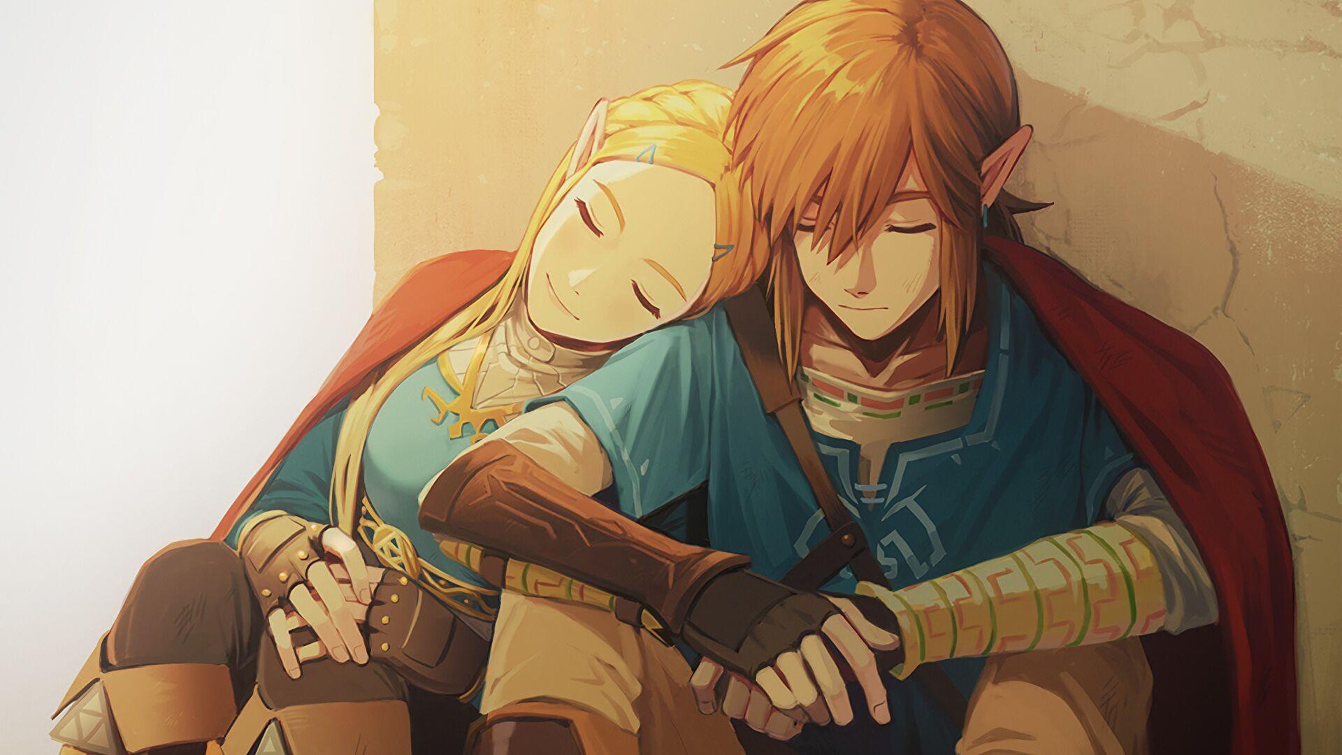 Wallpaper The Legend Of Zelda Breath Of The Wild Princess Zelda