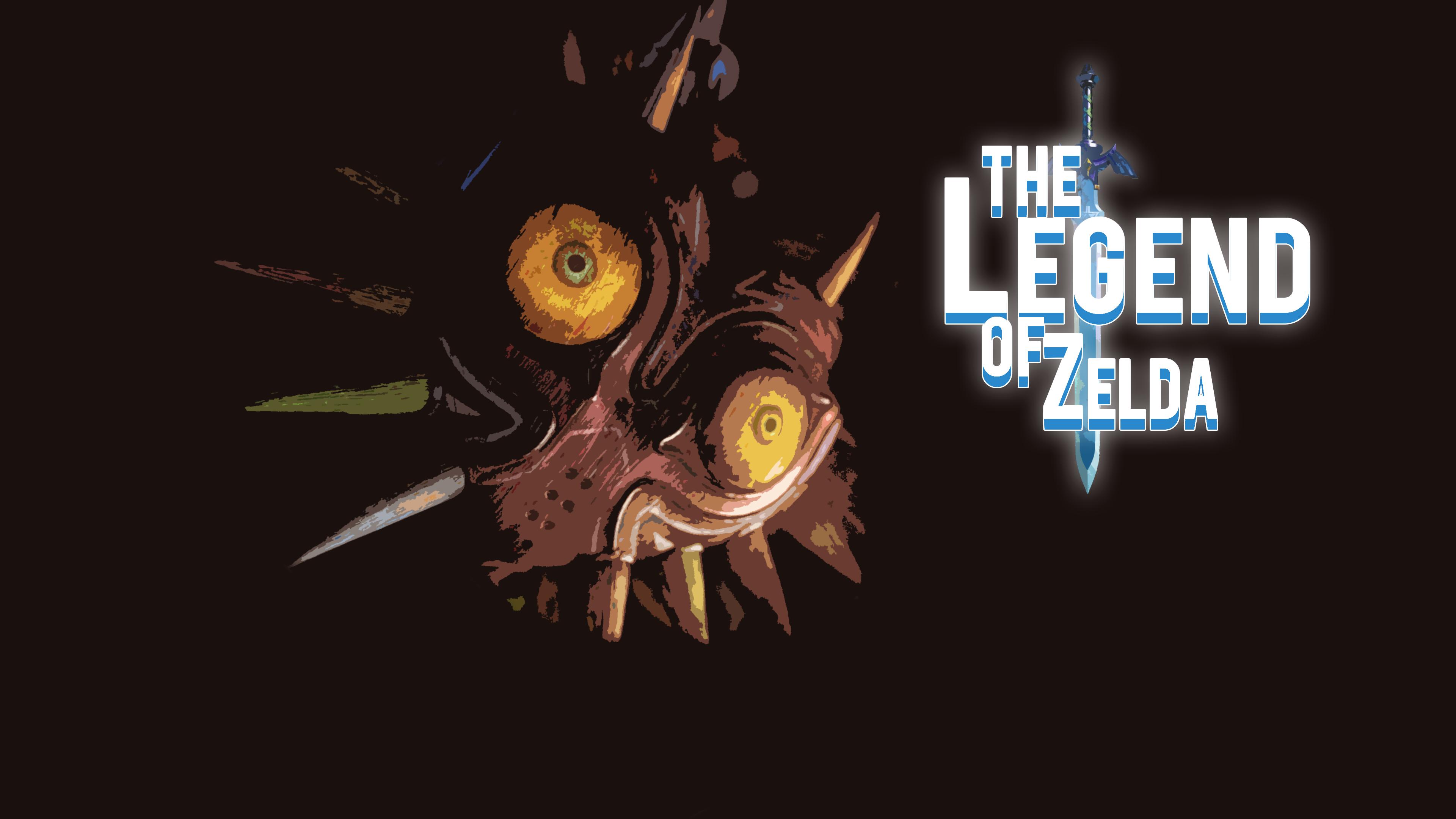 The Legend Of Zelda Majoras Mask Link Ganondorf