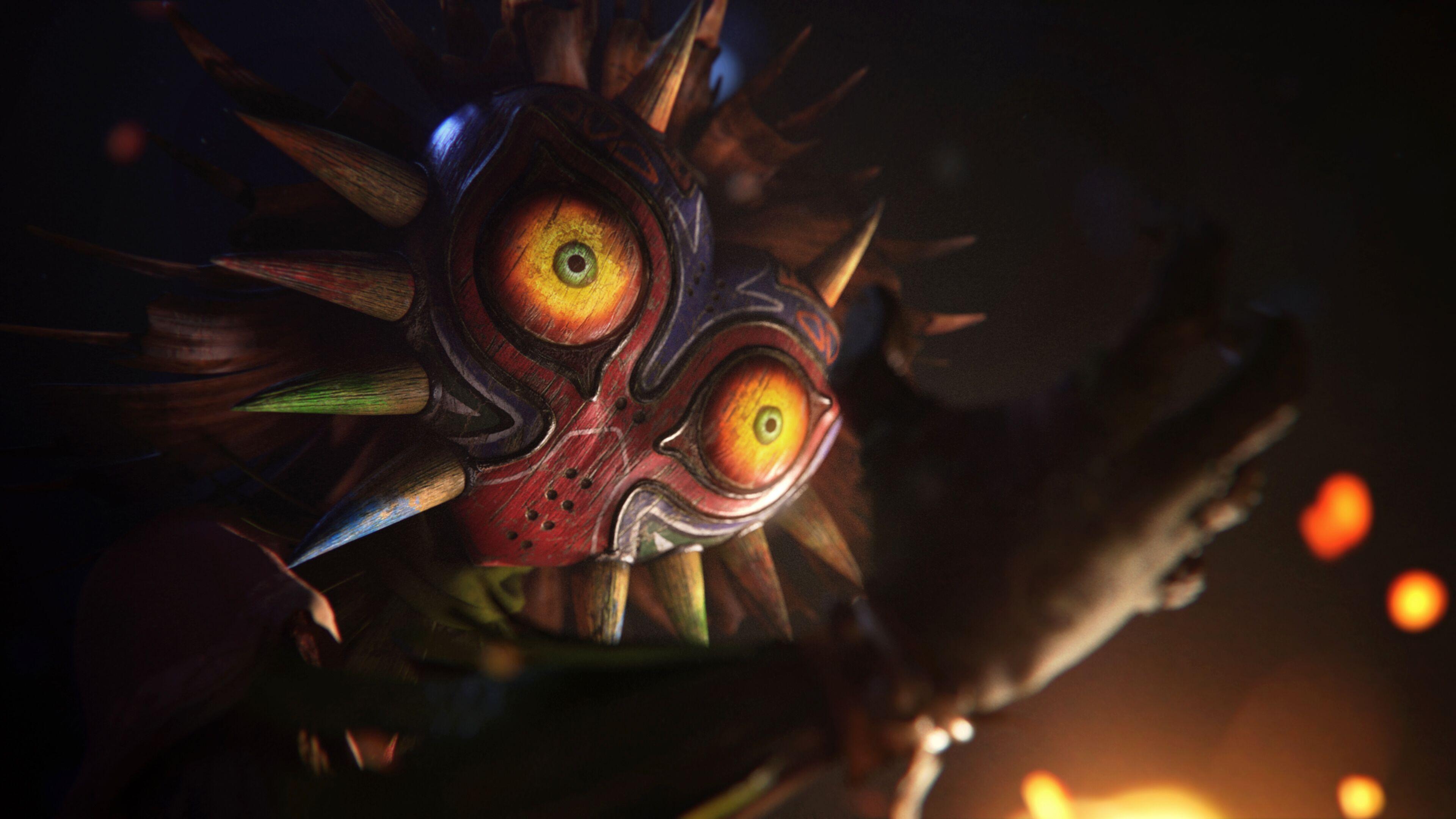 Skull Kid Wallpaper: Wallpaper : The Legend Of Zelda Majora's Mask, Skull Kid