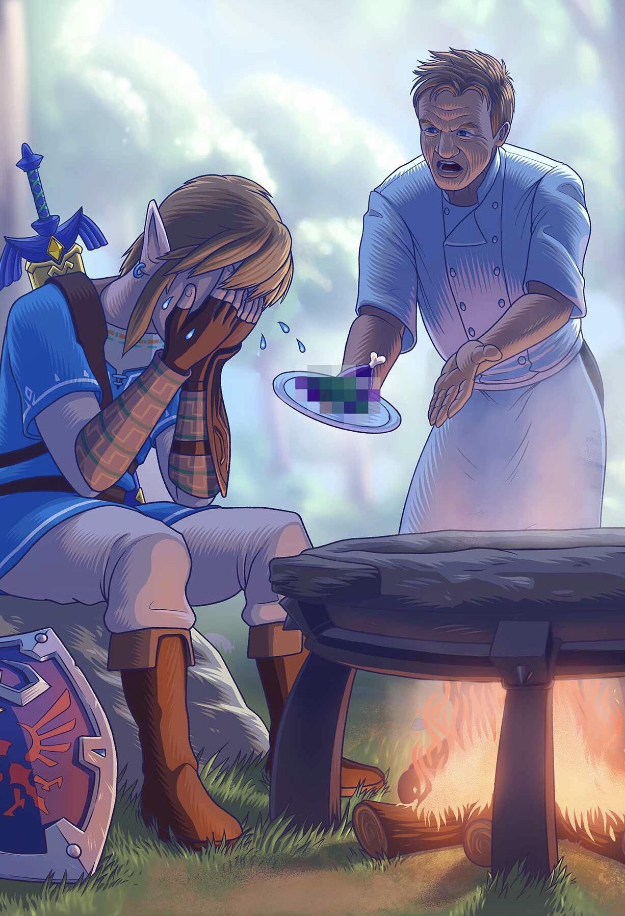 Wallpaper The Legend Of Zelda The Legend Of Zelda Breath Of The
