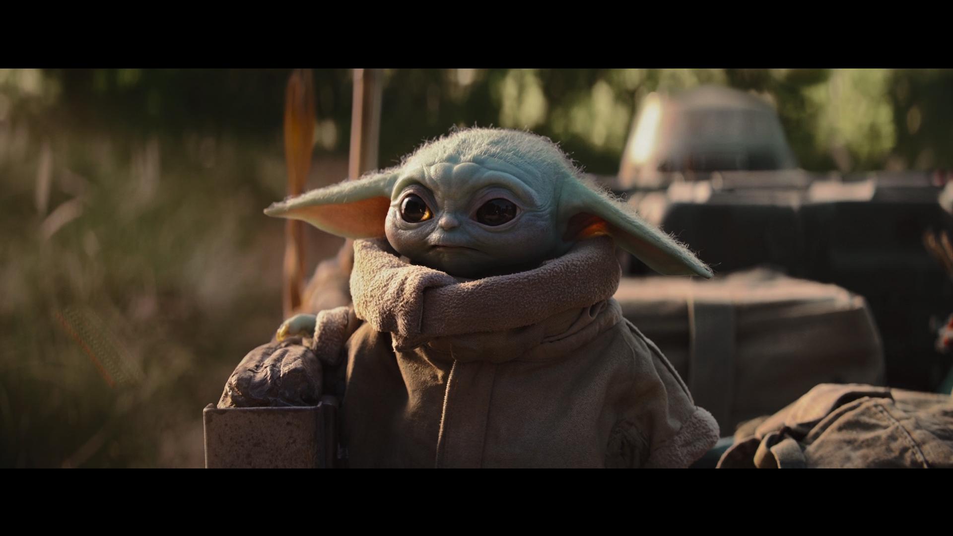 Baby Yoda Film