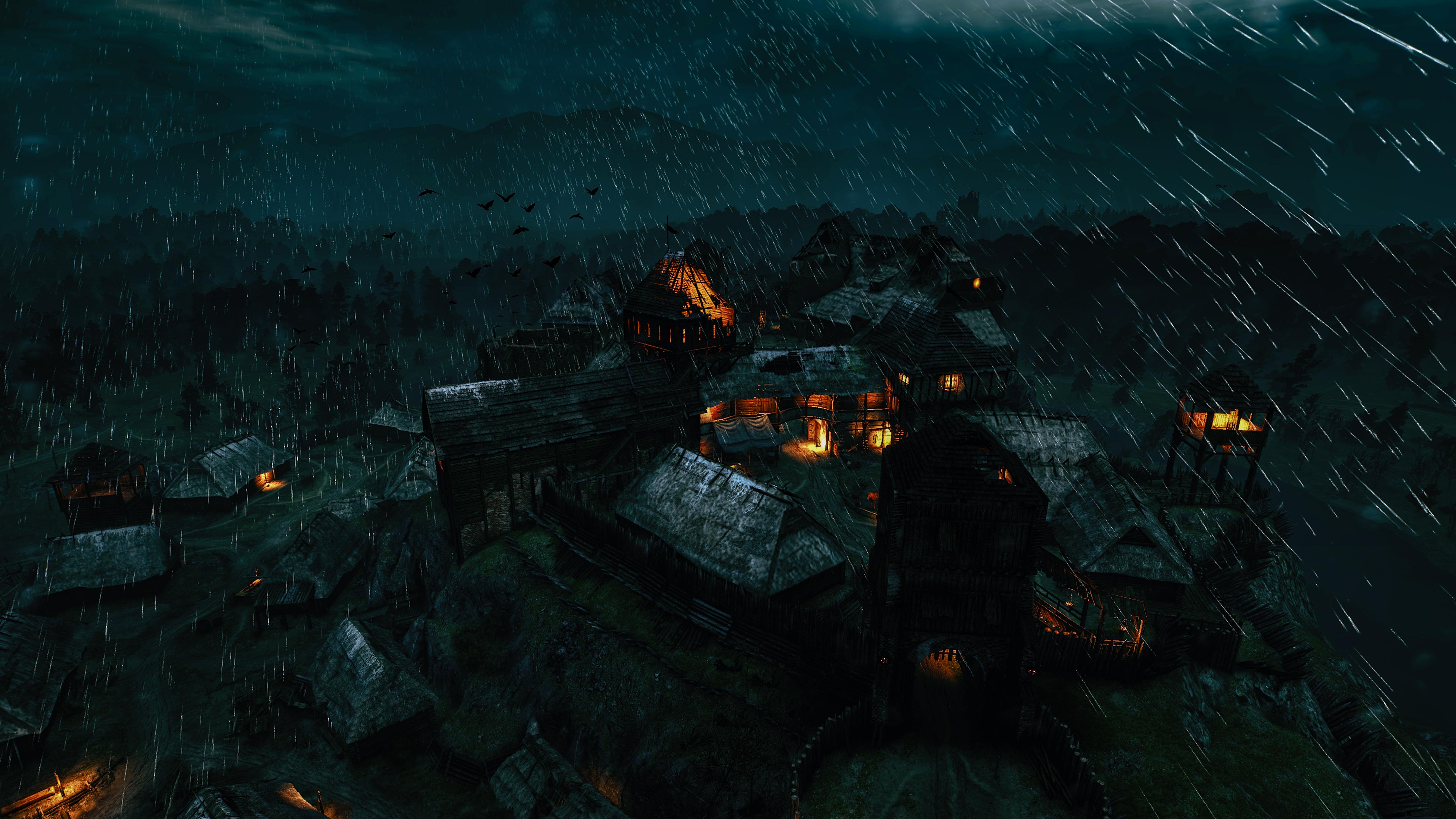 Wallpaper : The Witcher 3 Wild Hunt