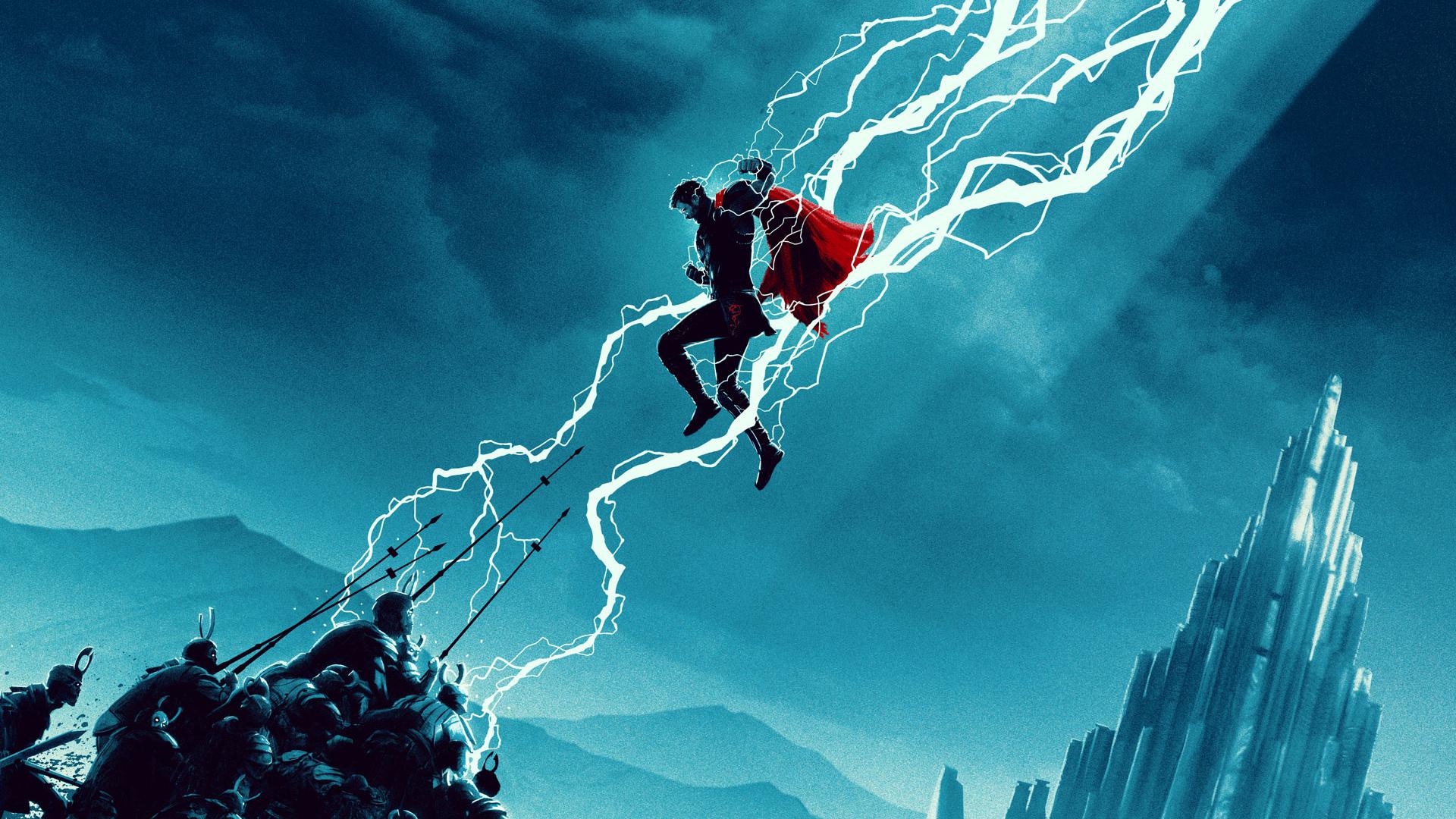 Wallpaper Thor 2 The Dark World Thor Ragnarok Avengers Endgame