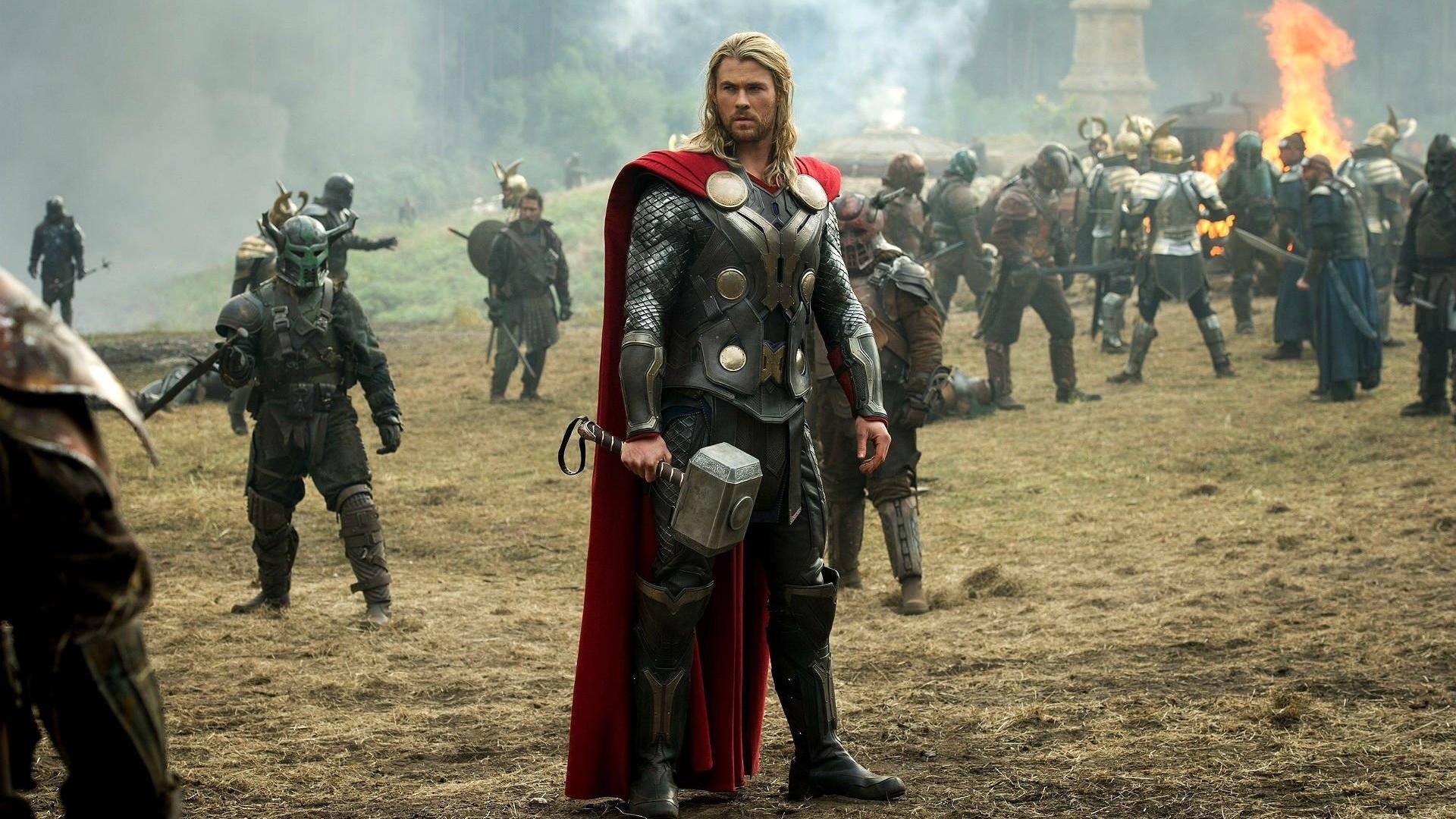 Wallpaper Soldier Person Thor 2 The Dark World Mjolnir Chris