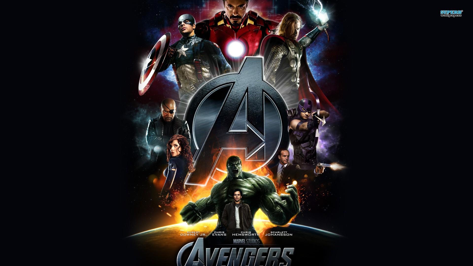wallpaper : thor, superhero, iron man, hulk, captain america, the