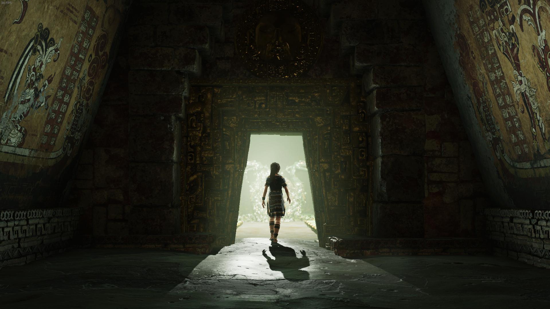 Wallpaper Tomb Raider Shadow Of The Tomb Raider Lara