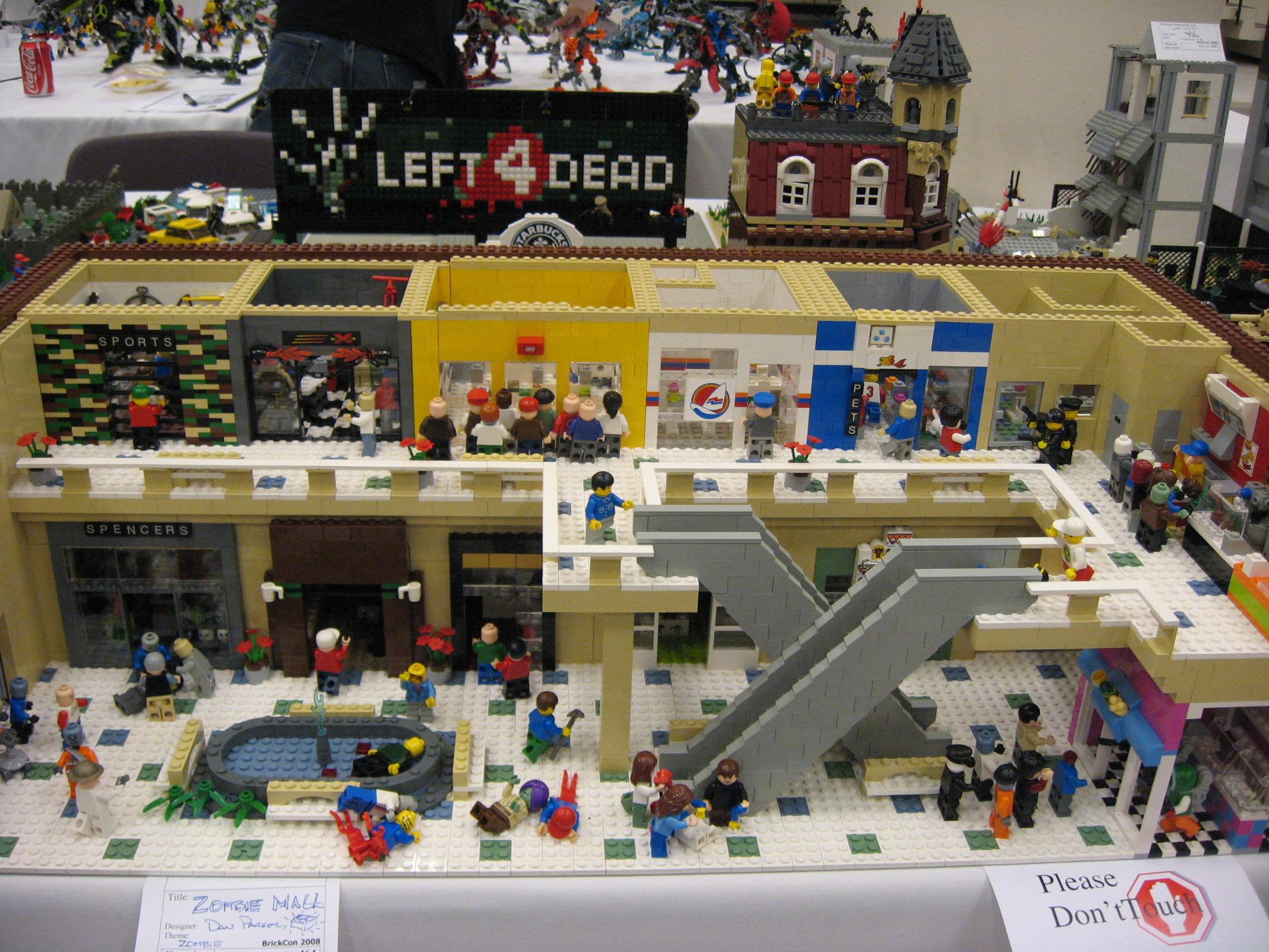 лего зомби апокалипсис игрушки картинки нынешнем