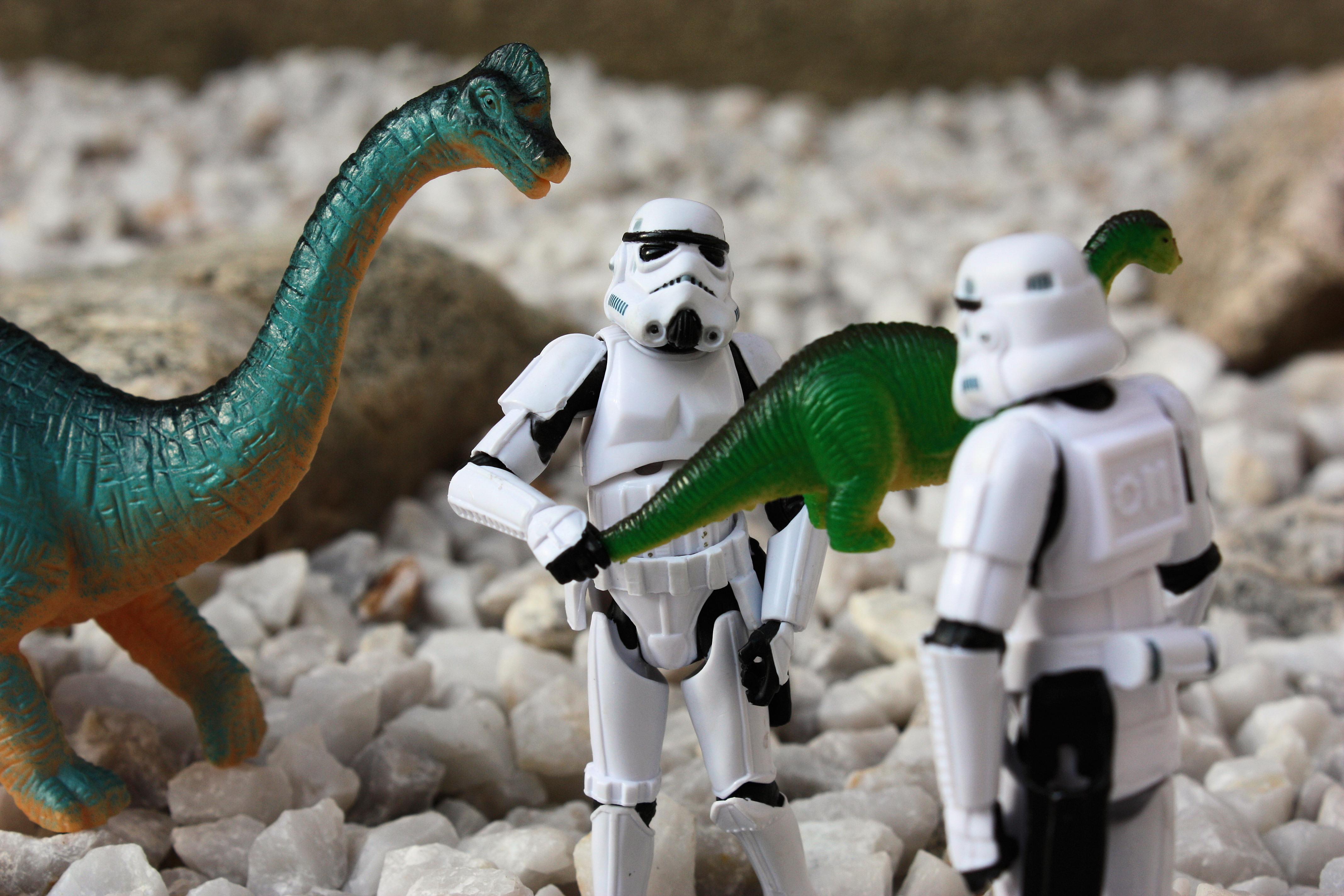 Wallpaper Toy Actionfigure Starwars Dinosaur