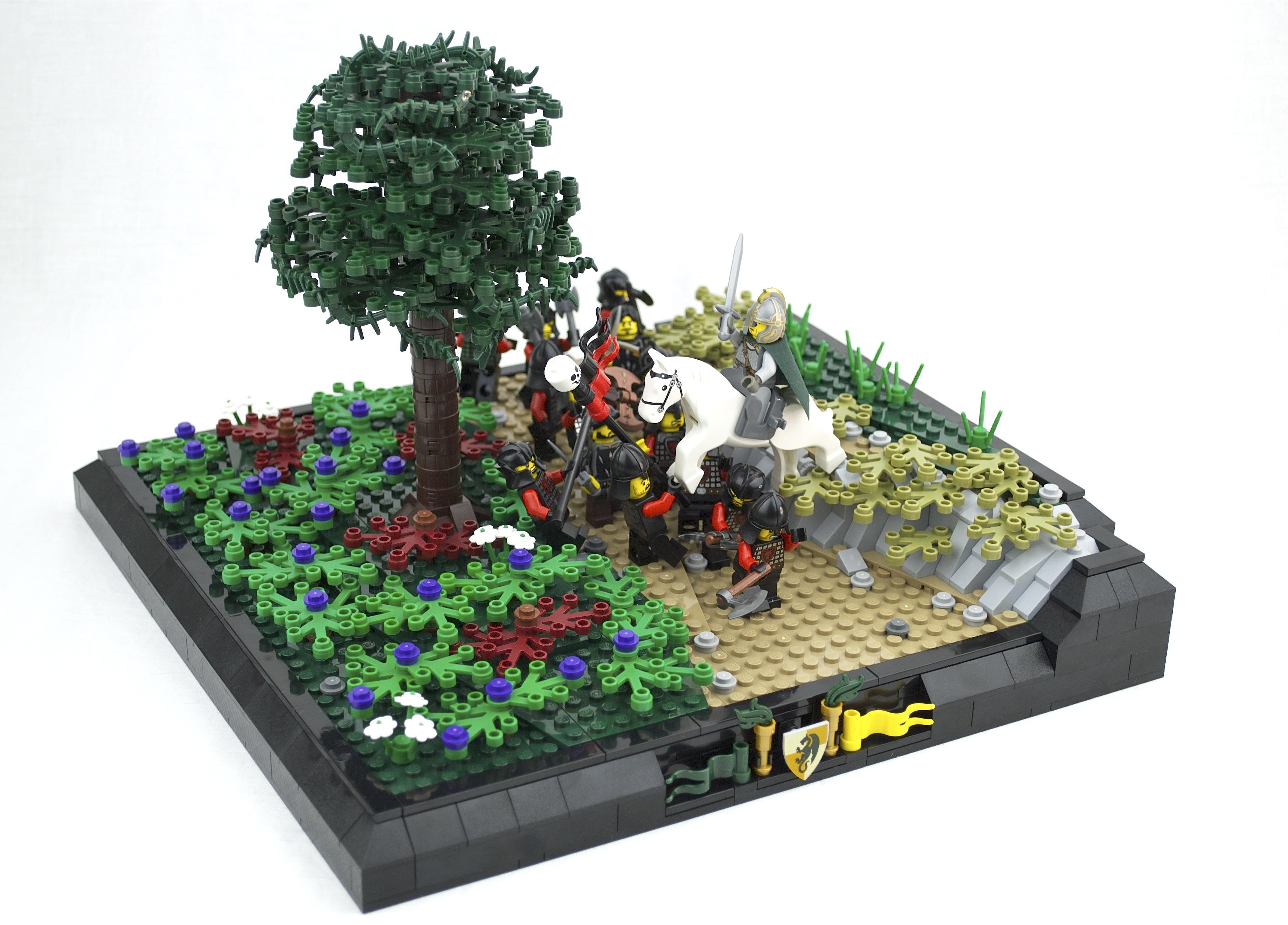 Fond d 39 cran jouet herbe arbre lego plante d 39 appartement 3442x2472 905538 fond d - Ile pirate lego ...