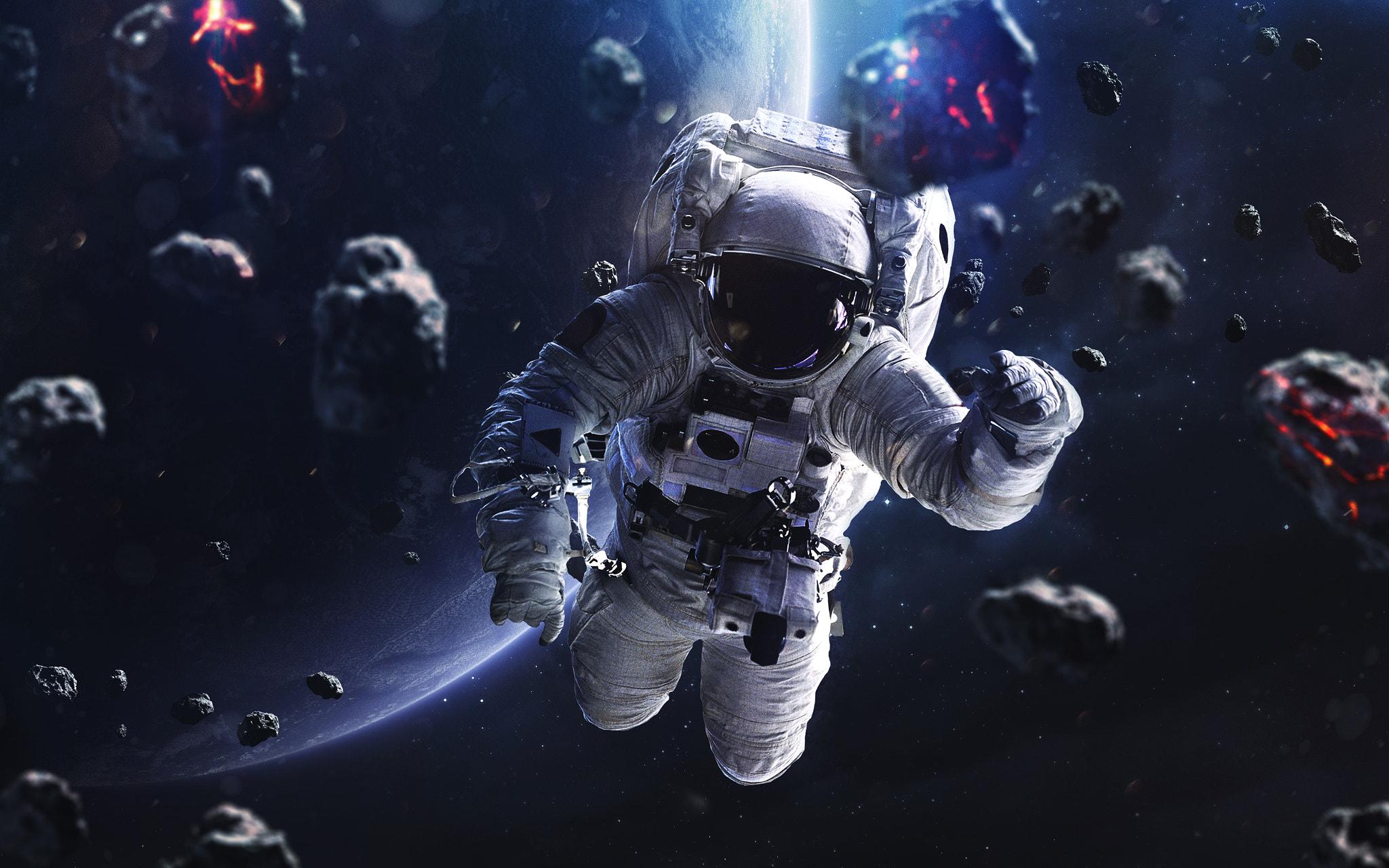 картинки космоса и планет и космонавтов яркий оттенок идеально