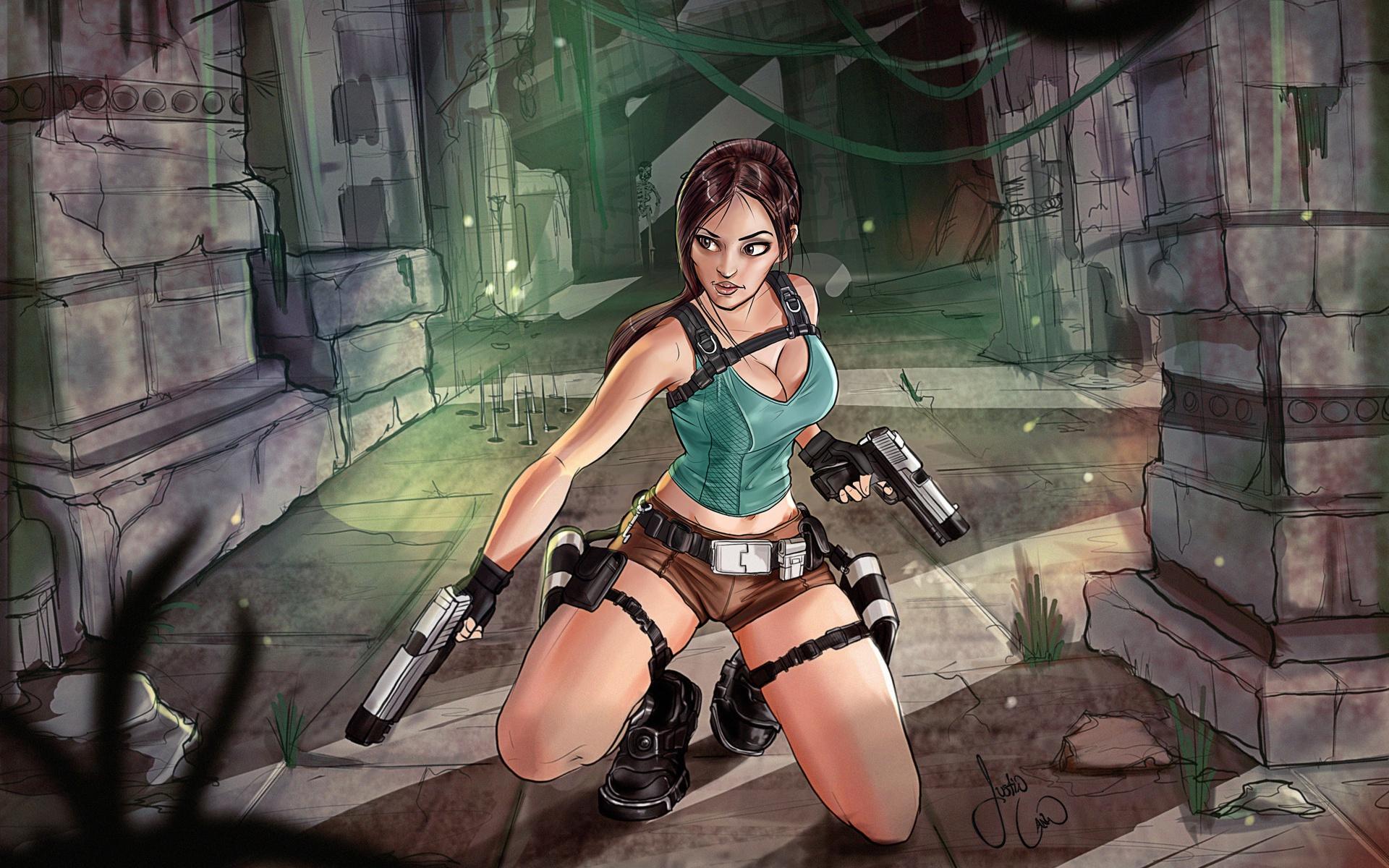 Lara Croft Game