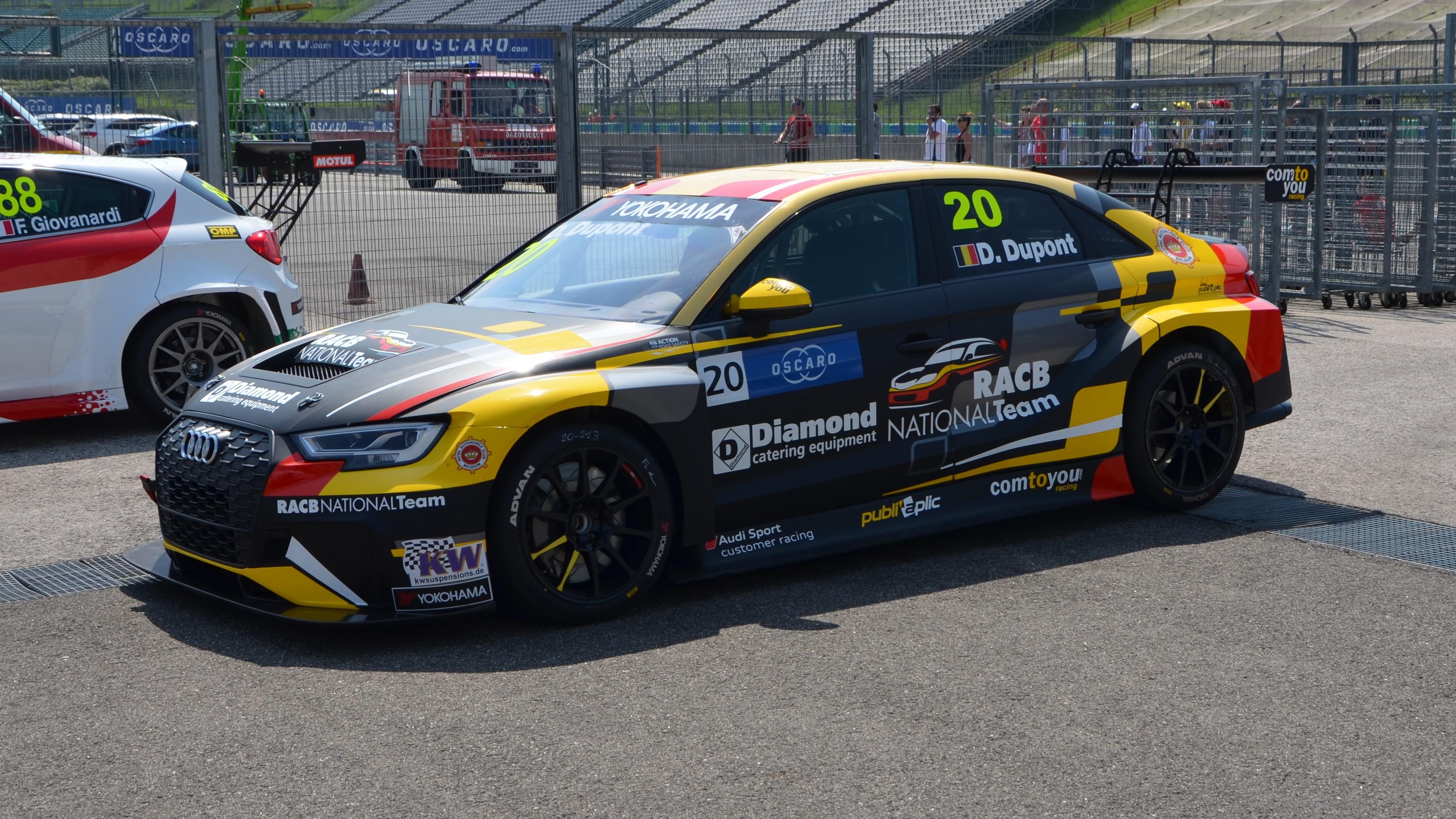 Wallpaper : WTCR, Audi RS3, race cars, FIA World Touring Car