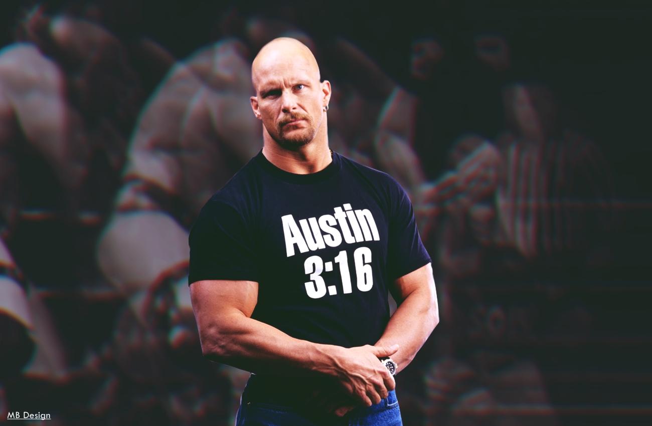 Wallpaper Wwe Stone Cold Steve Austin World Wrestling