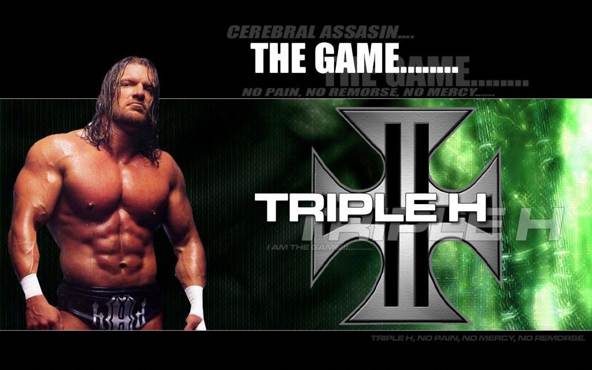 WWE Triple H 1920x1200 Px