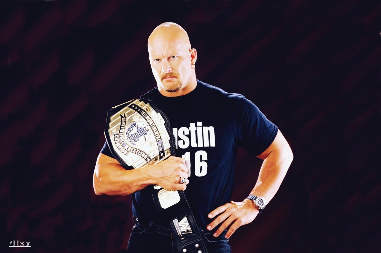 Wallpaper Wwe Wrestling Stone Cold Steve Austin 1305x869
