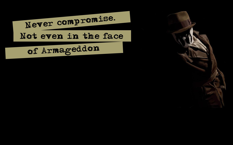 Wallpaper : Watchmen movie, Rorschach