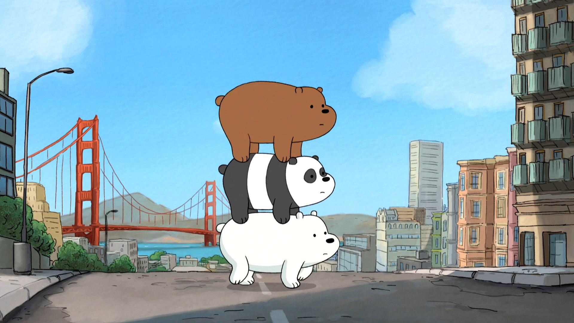 We Bare Bears cartoon 1171259