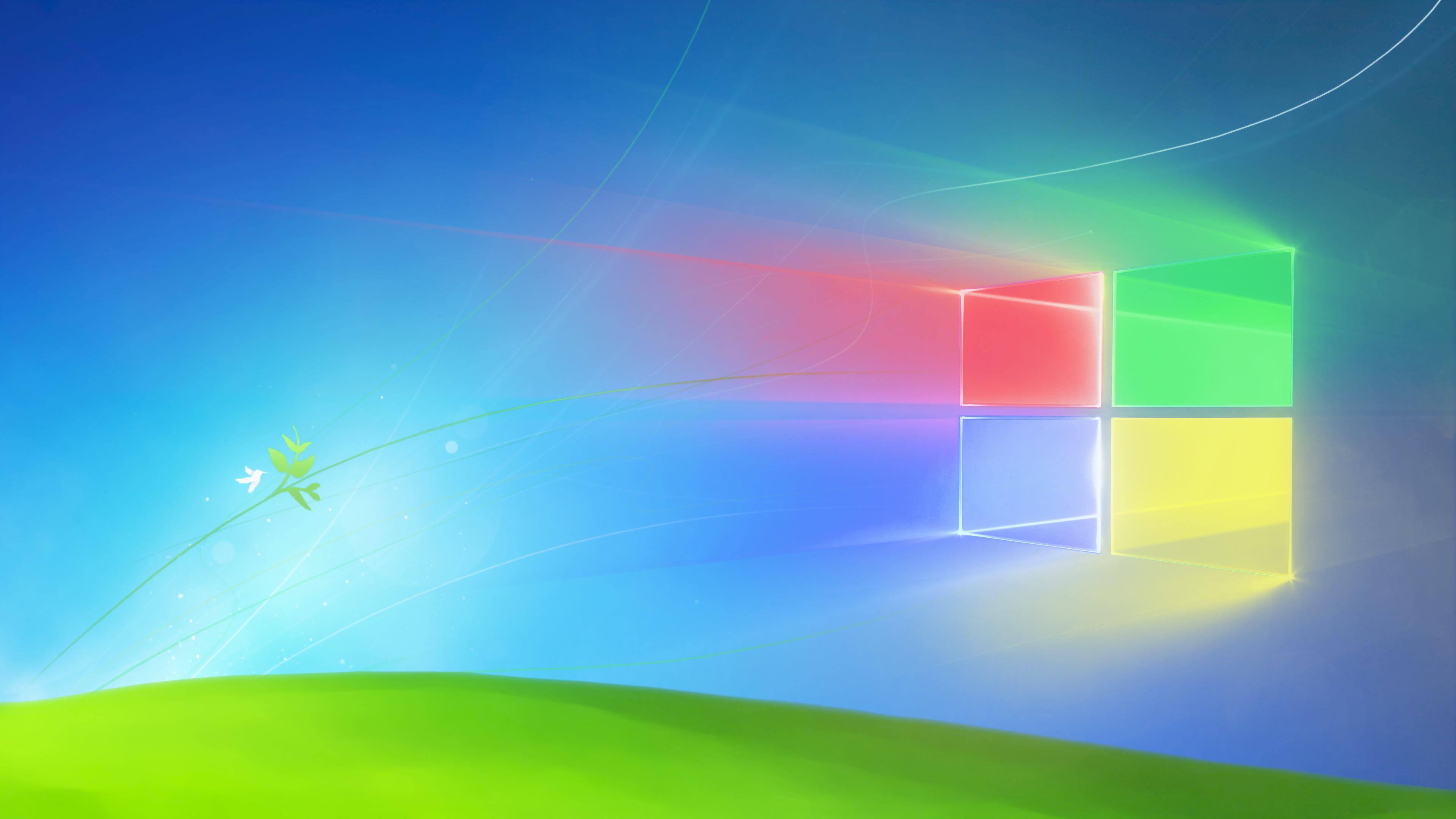 Masaüstü Windows 10 Windows Vista Işletim Sistemi Teknoloji