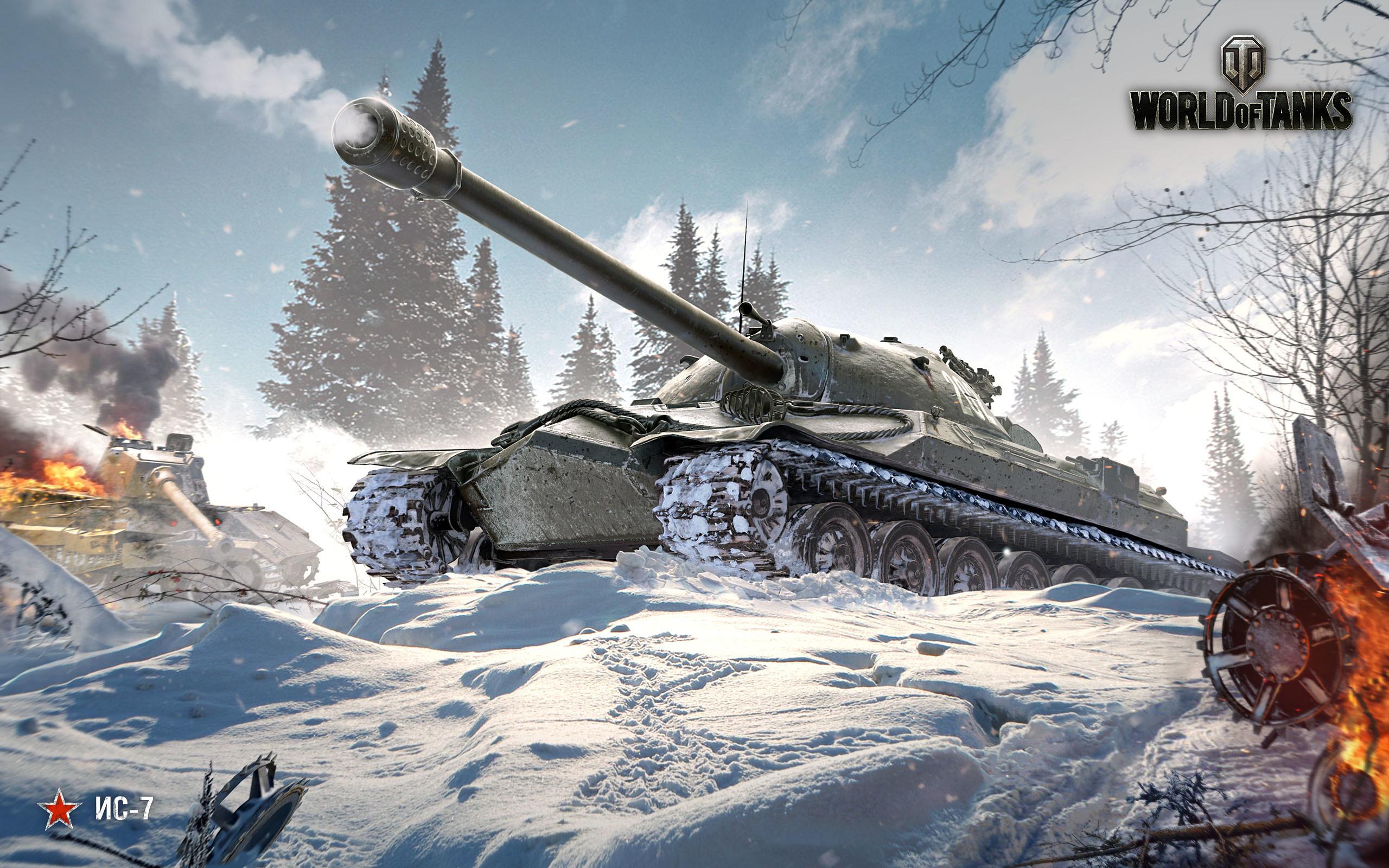 скачать живые обои на рабочий стол танки world of tanks № 20237  скачать