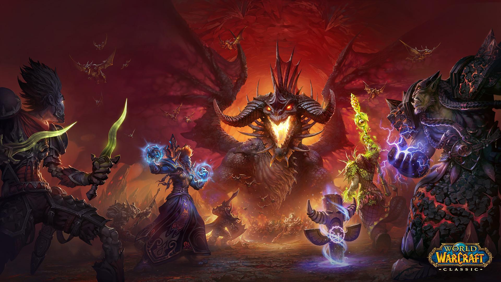 Wallpaper World Of Warcraft Cataclysm World Of Warcraft Battle